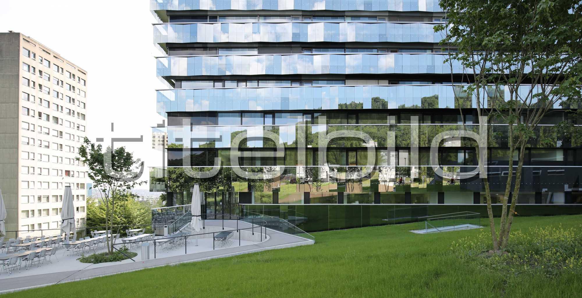 Projektbild-Nr. 6: Bettenhaus Triemli-Spital