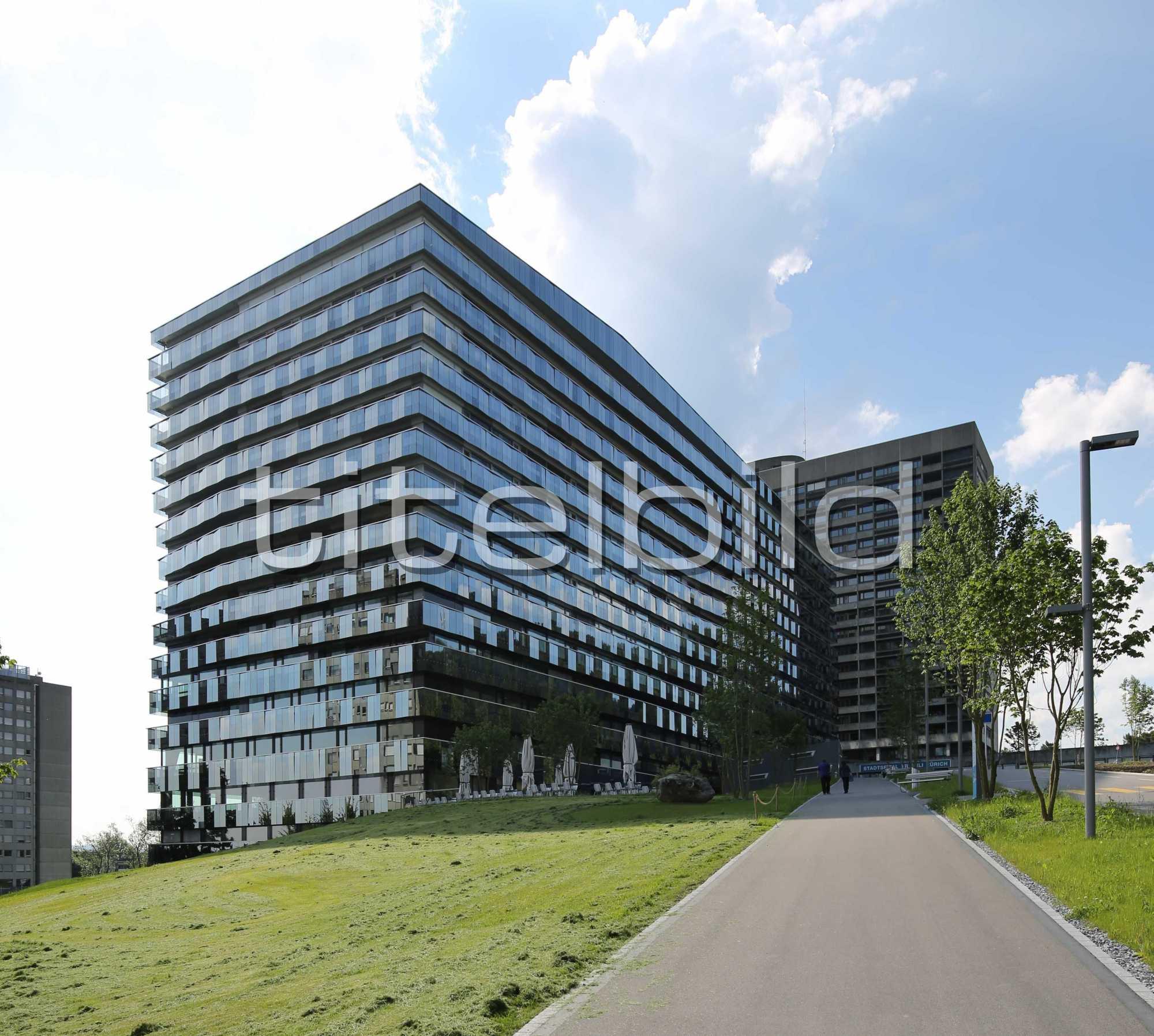 Projektbild-Nr. 7: Bettenhaus Triemli-Spital