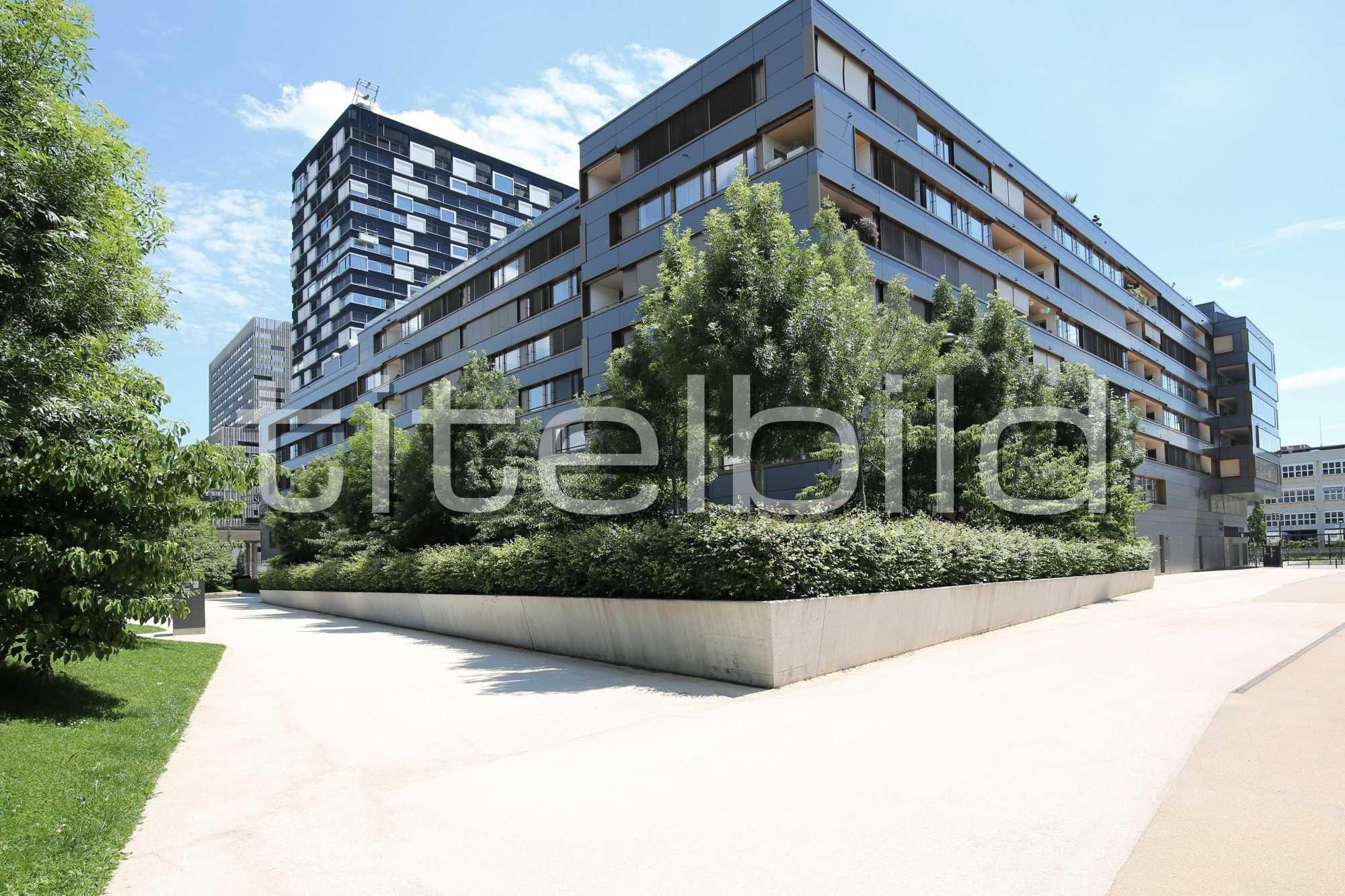 Projektbild-Nr. 1: HardturmPark Baufeld B 25hours Hotel