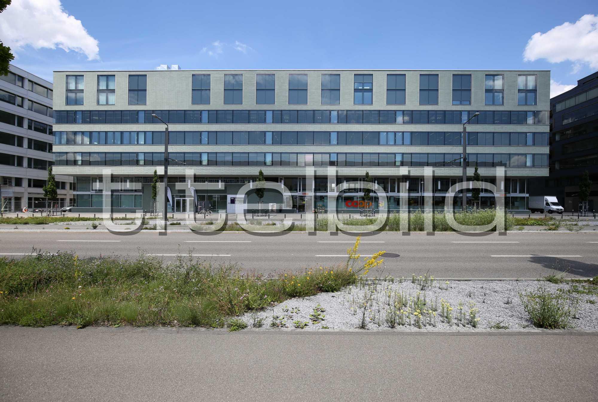 Projektbild-Nr. 1: HardturmPark Baufeld A2 Mietwohnungen