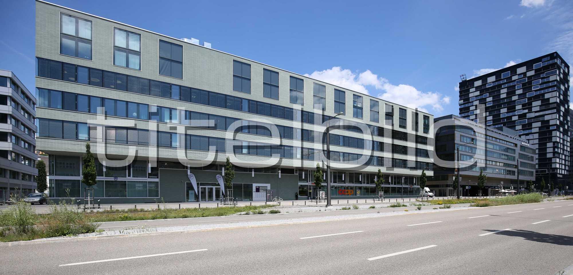 Projektbild-Nr. 2: HardturmPark Baufeld A2 Mietwohnungen