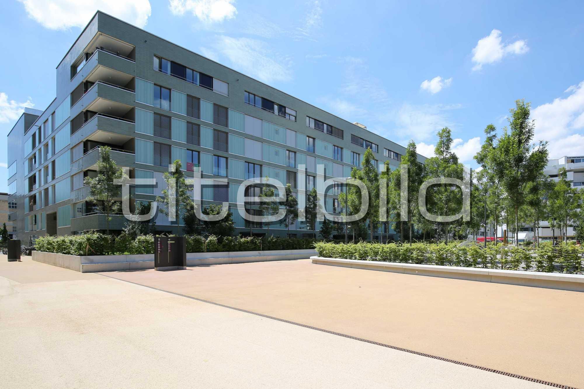 Projektbild-Nr. 3: HardturmPark Baufeld A2 Mietwohnungen