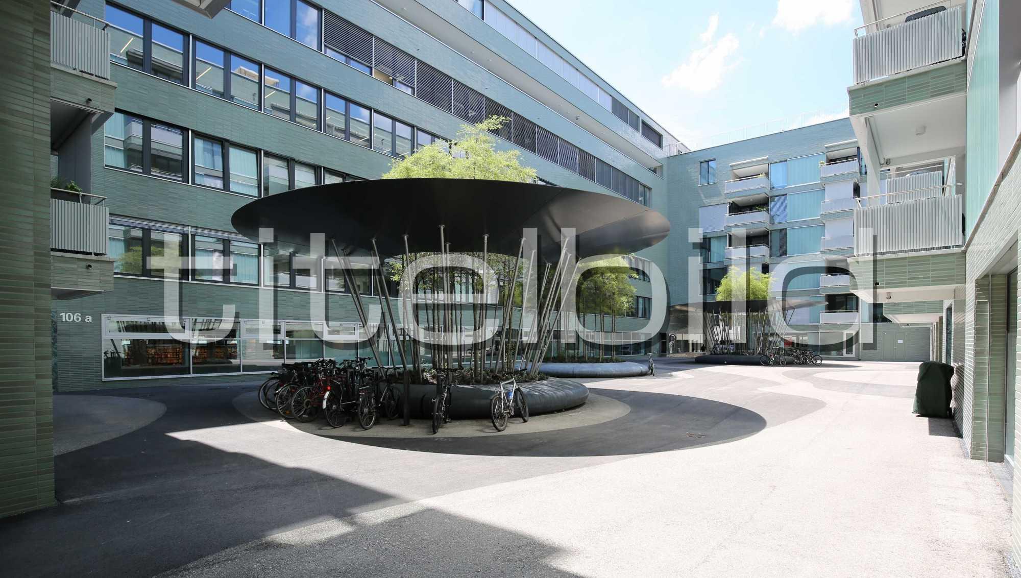 Projektbild-Nr. 5: HardturmPark Baufeld A2 Mietwohnungen
