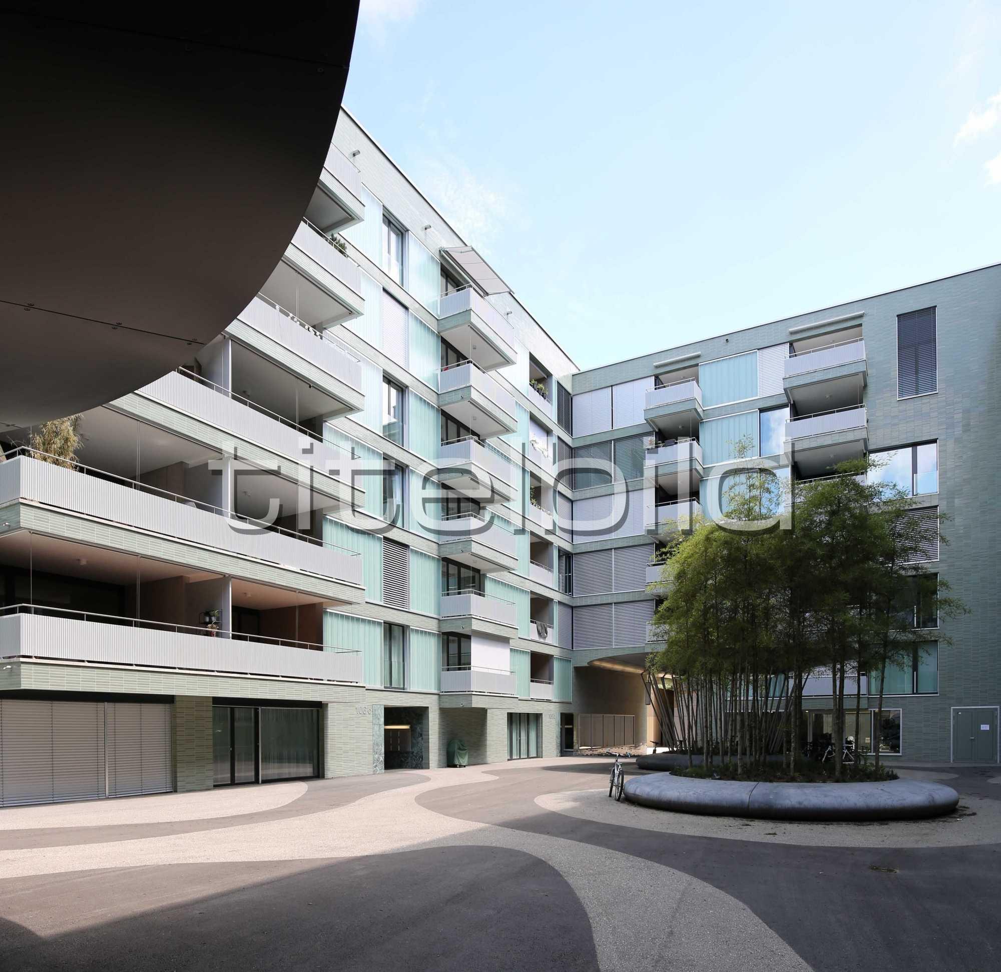 Projektbild-Nr. 6: HardturmPark Baufeld A2 Mietwohnungen