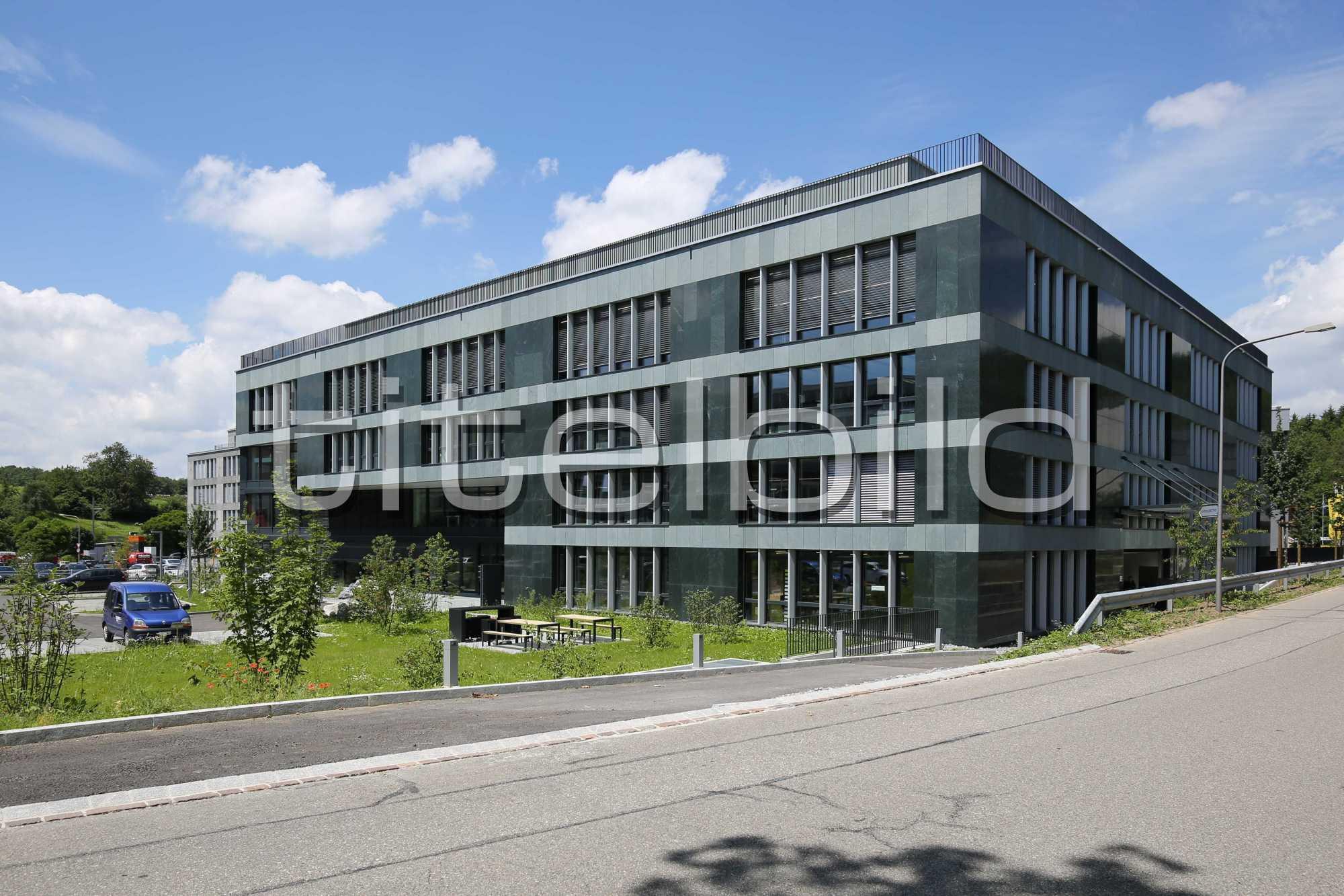 Projektbild-Nr. 0: Neubau Geschäftshaus Täfernhof