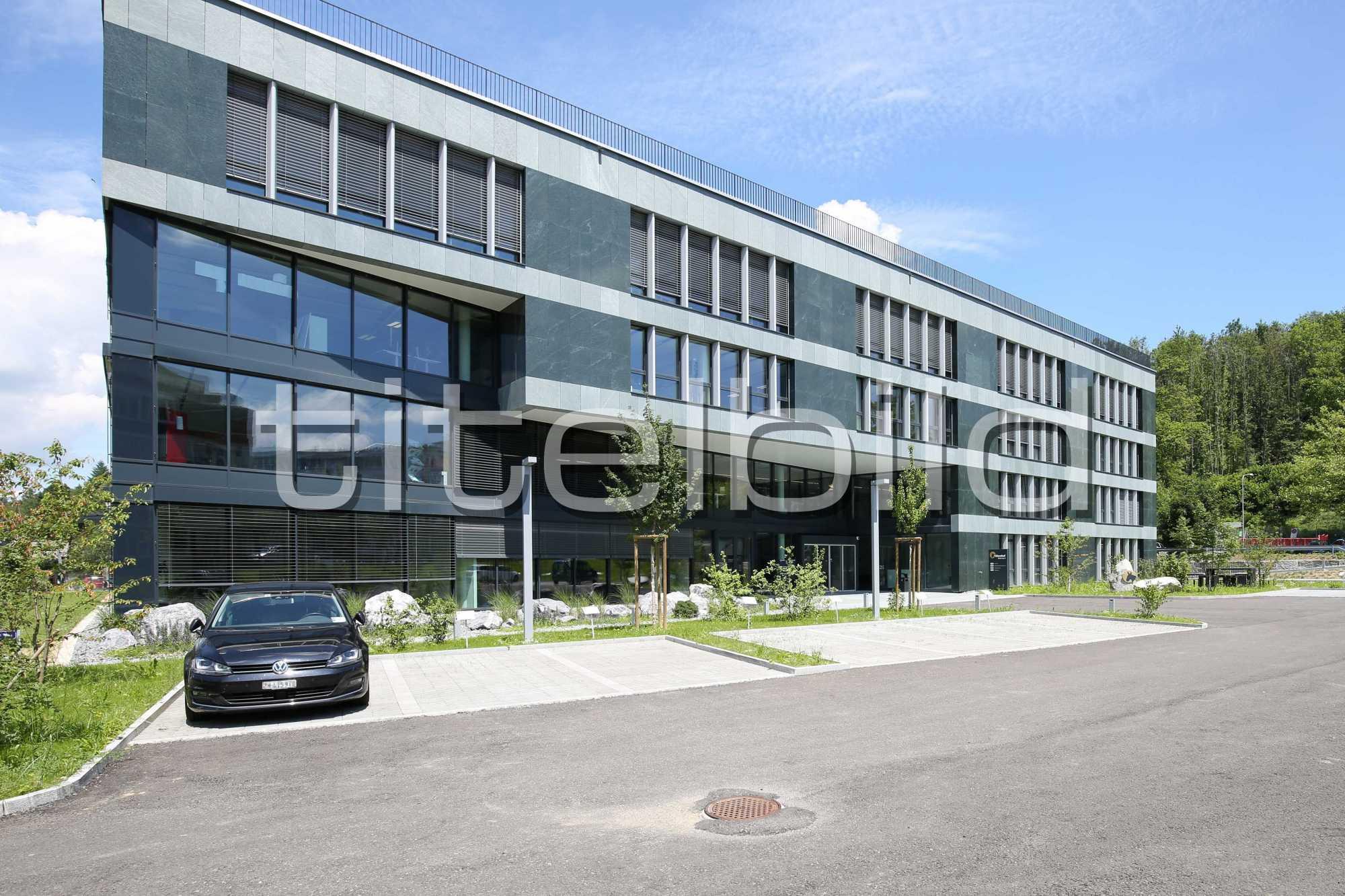 Projektbild-Nr. 1: Neubau Geschäftshaus Täfernhof