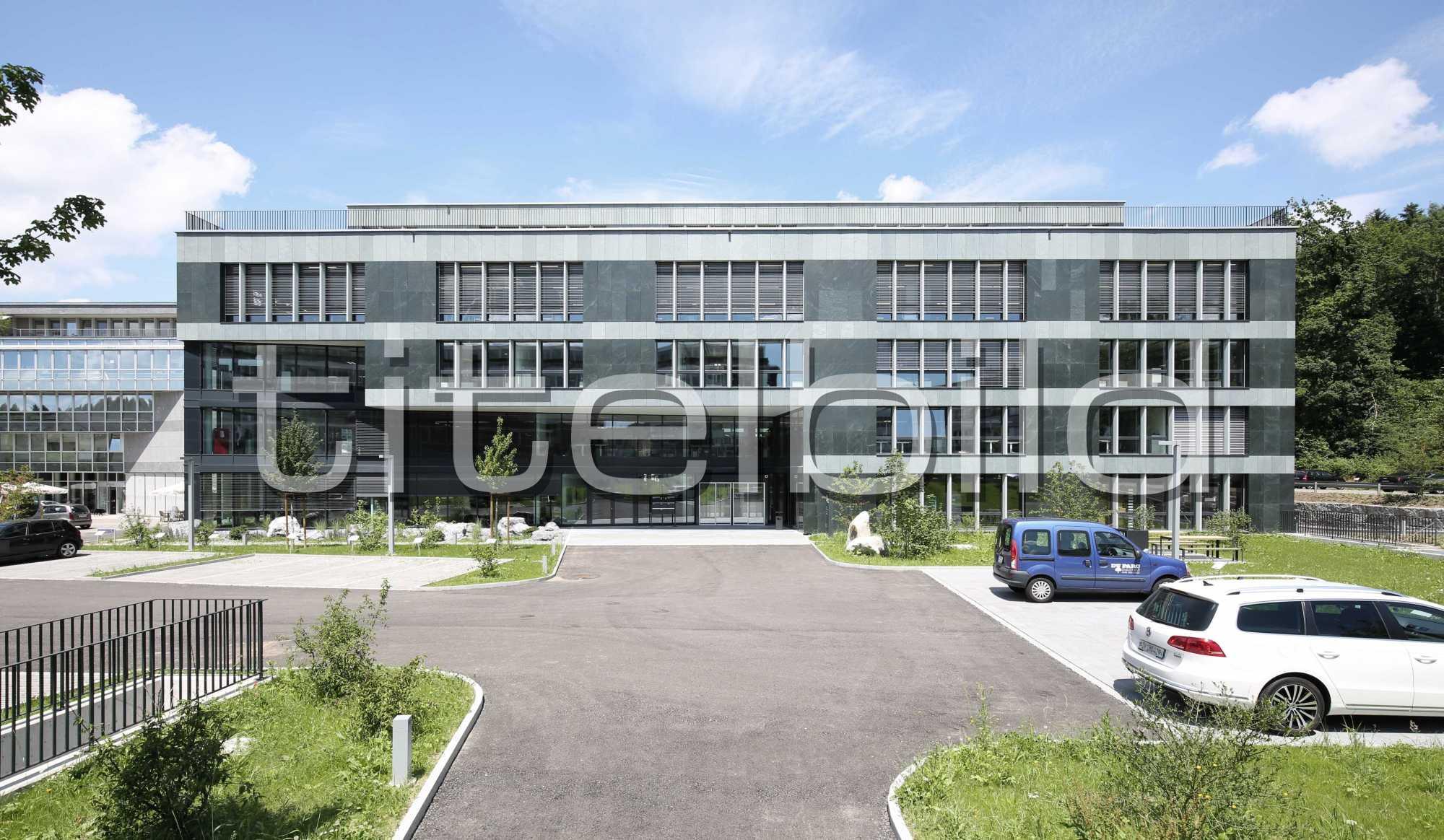 Projektbild-Nr. 2: Neubau Geschäftshaus Täfernhof