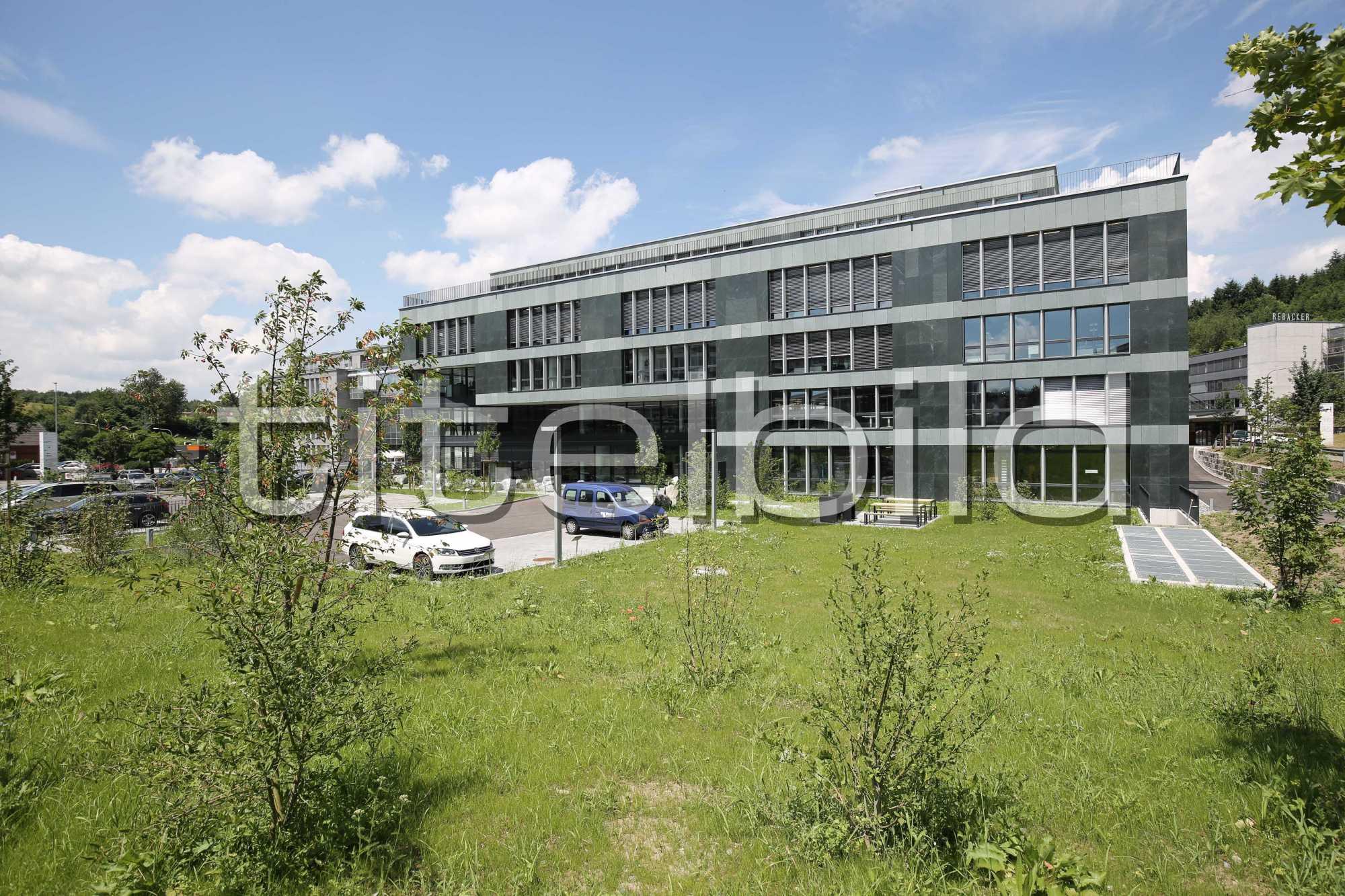 Projektbild-Nr. 3: Neubau Geschäftshaus Täfernhof