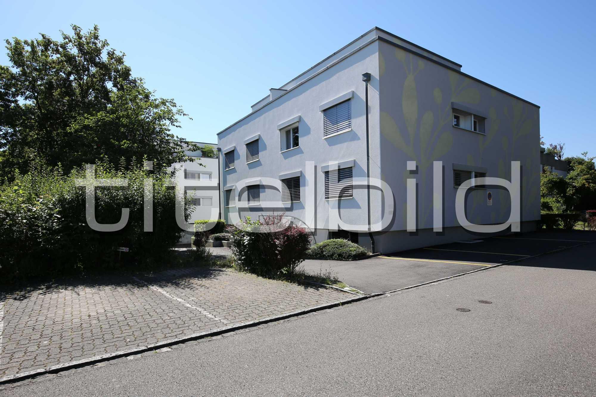Projektbild-Nr. 1: MFH Sanierung Lochackerstrasse 6+8