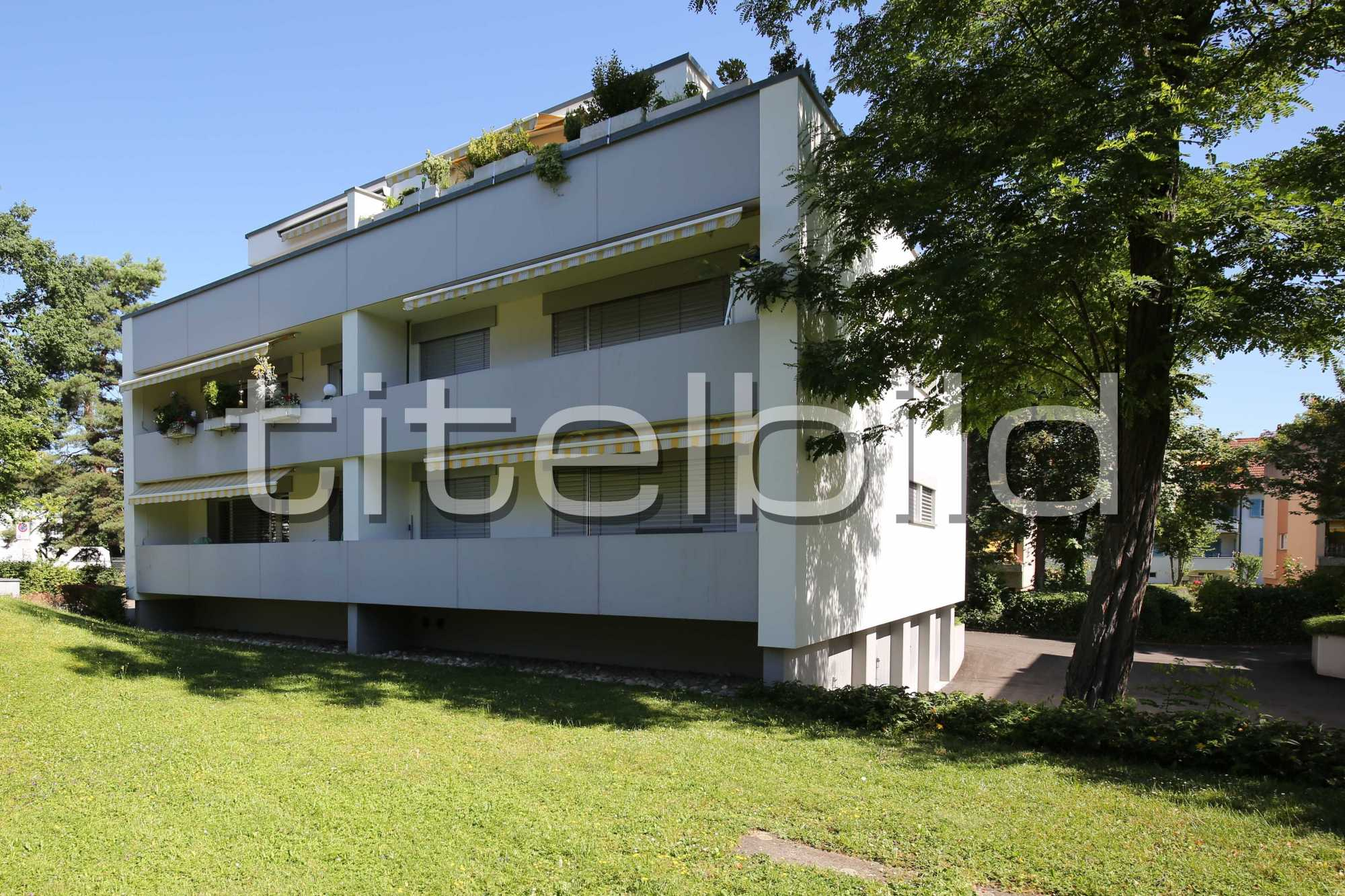 Projektbild-Nr. 4: MFH Sanierung Lochackerstrasse 6+8