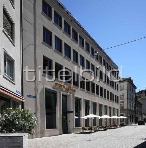 Bild-Nr: 1des Objektes Motel One, Basel