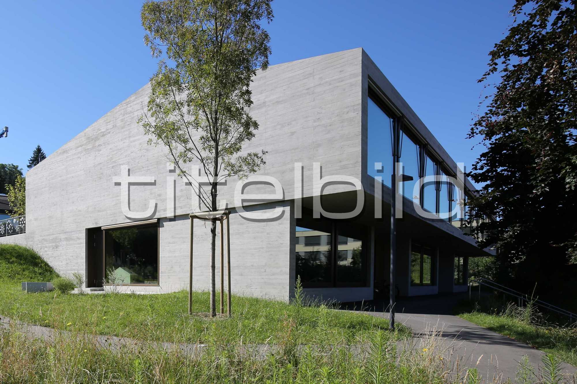 Projektbild-Nr. 0: Schulanlage Talholz