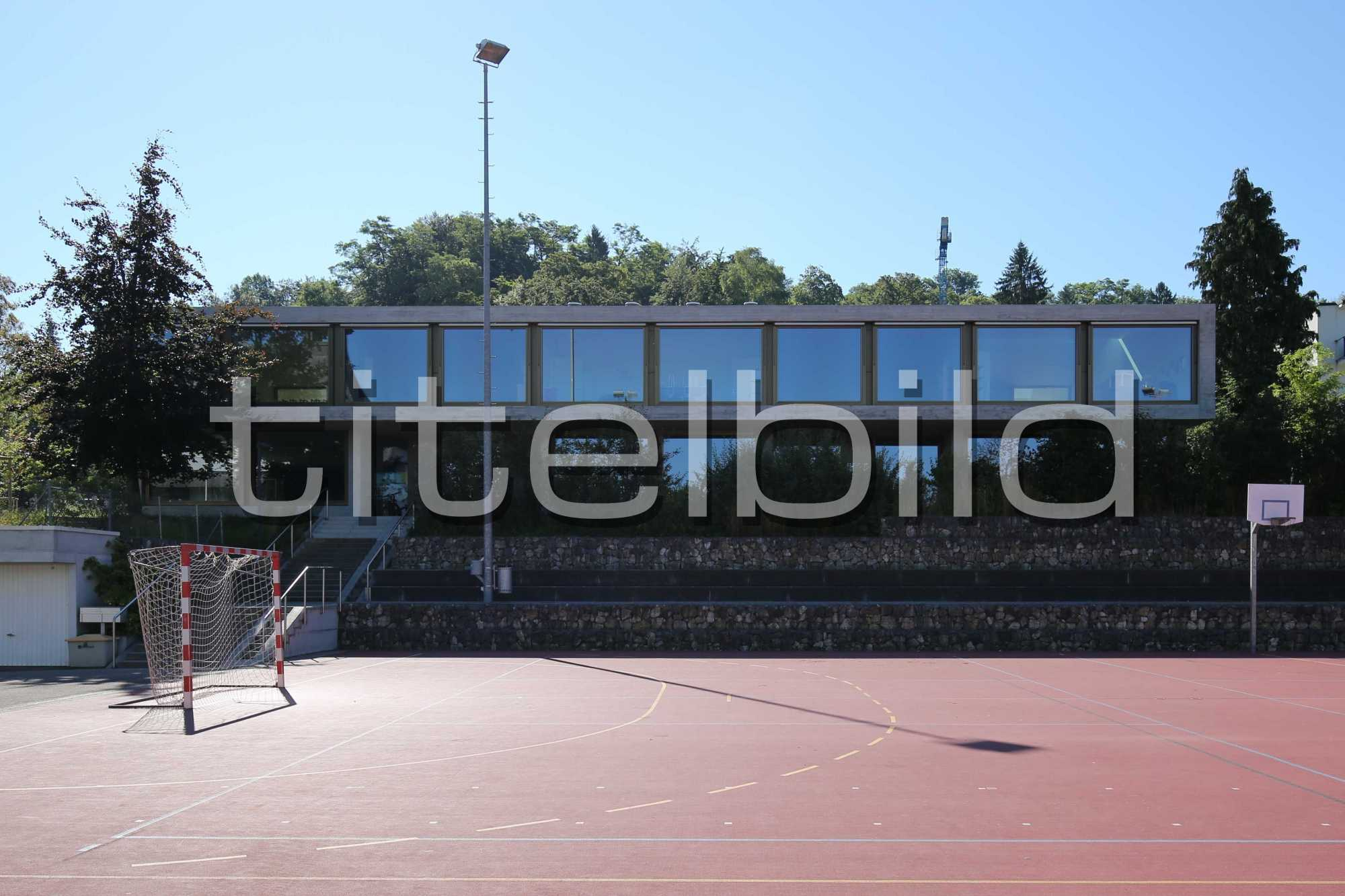 Projektbild-Nr. 1: Schulanlage Talholz