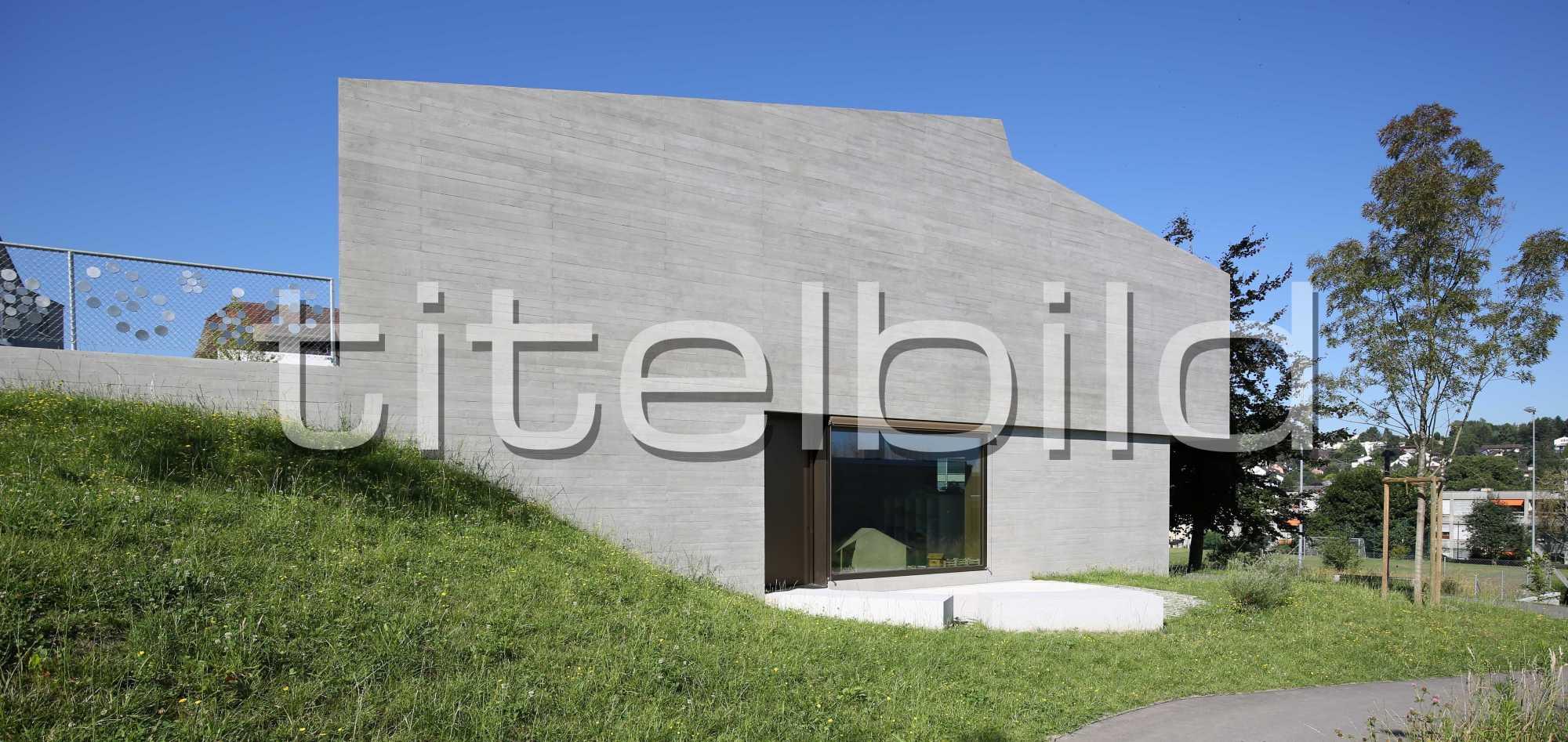 Projektbild-Nr. 4: Schulanlage Talholz