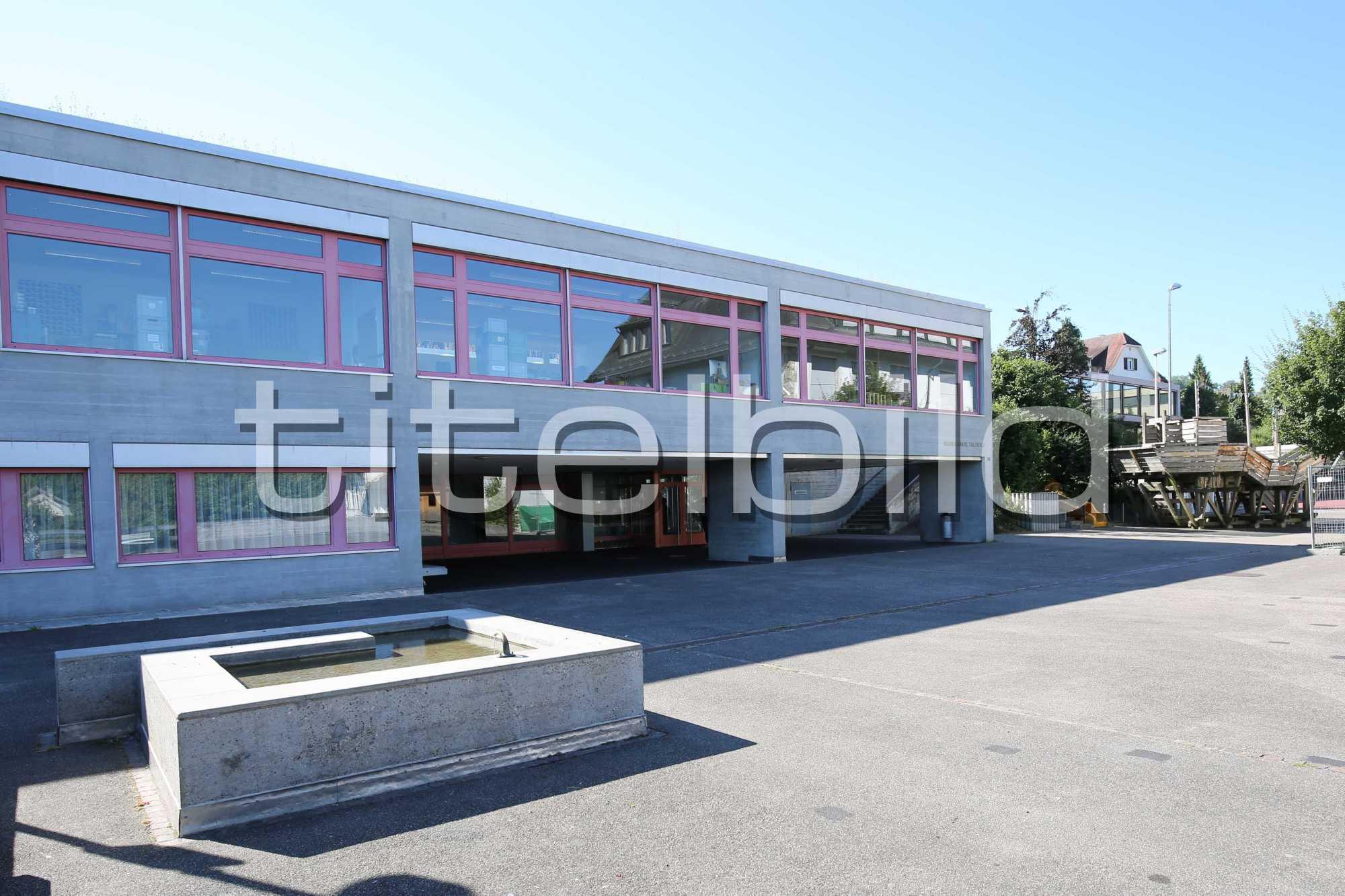 Projektbild-Nr. 8: Schulanlage Talholz