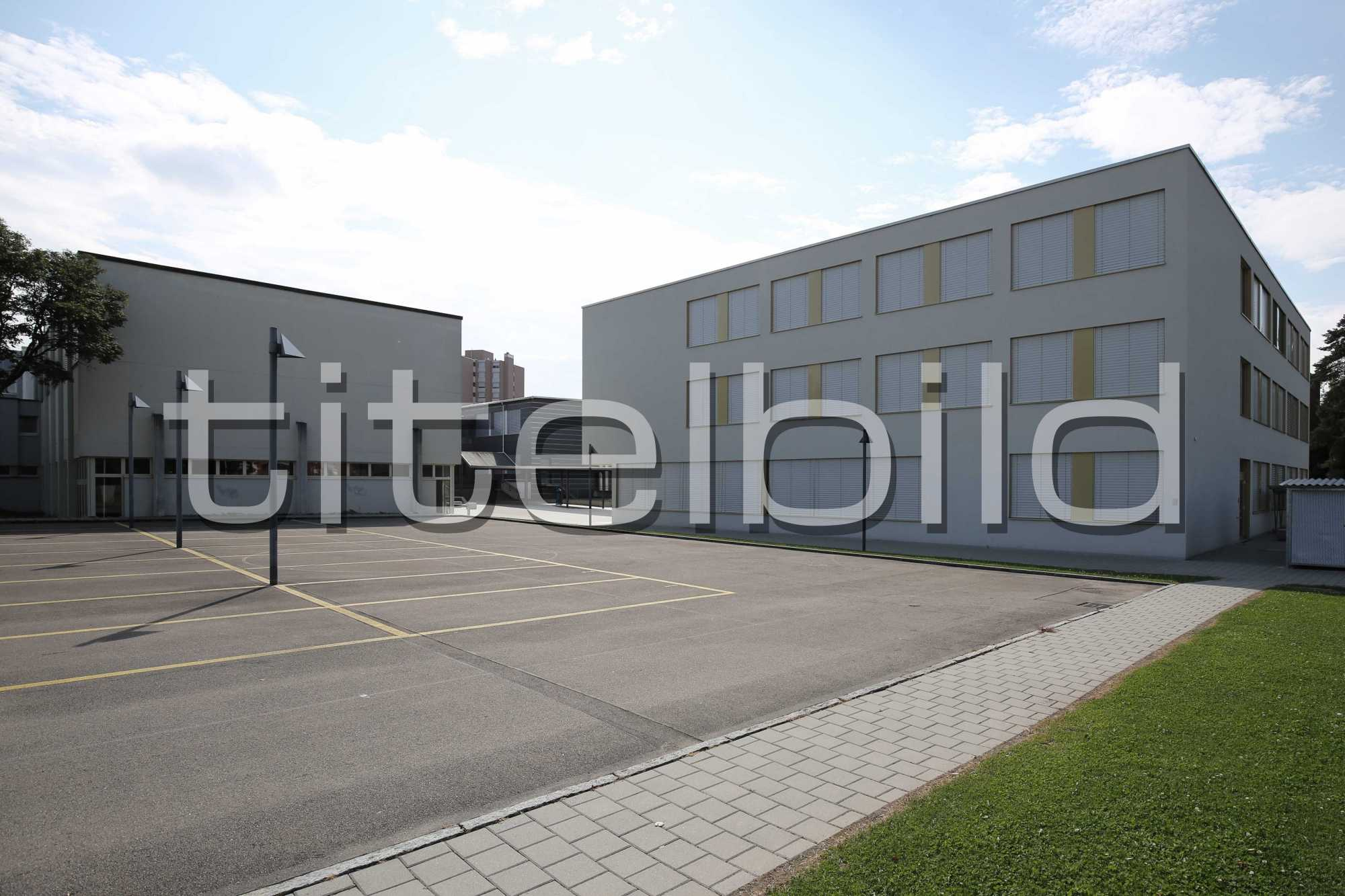 Projektbild-Nr. 1: Erweiterung und Umbau Schule Ruggenacher 2