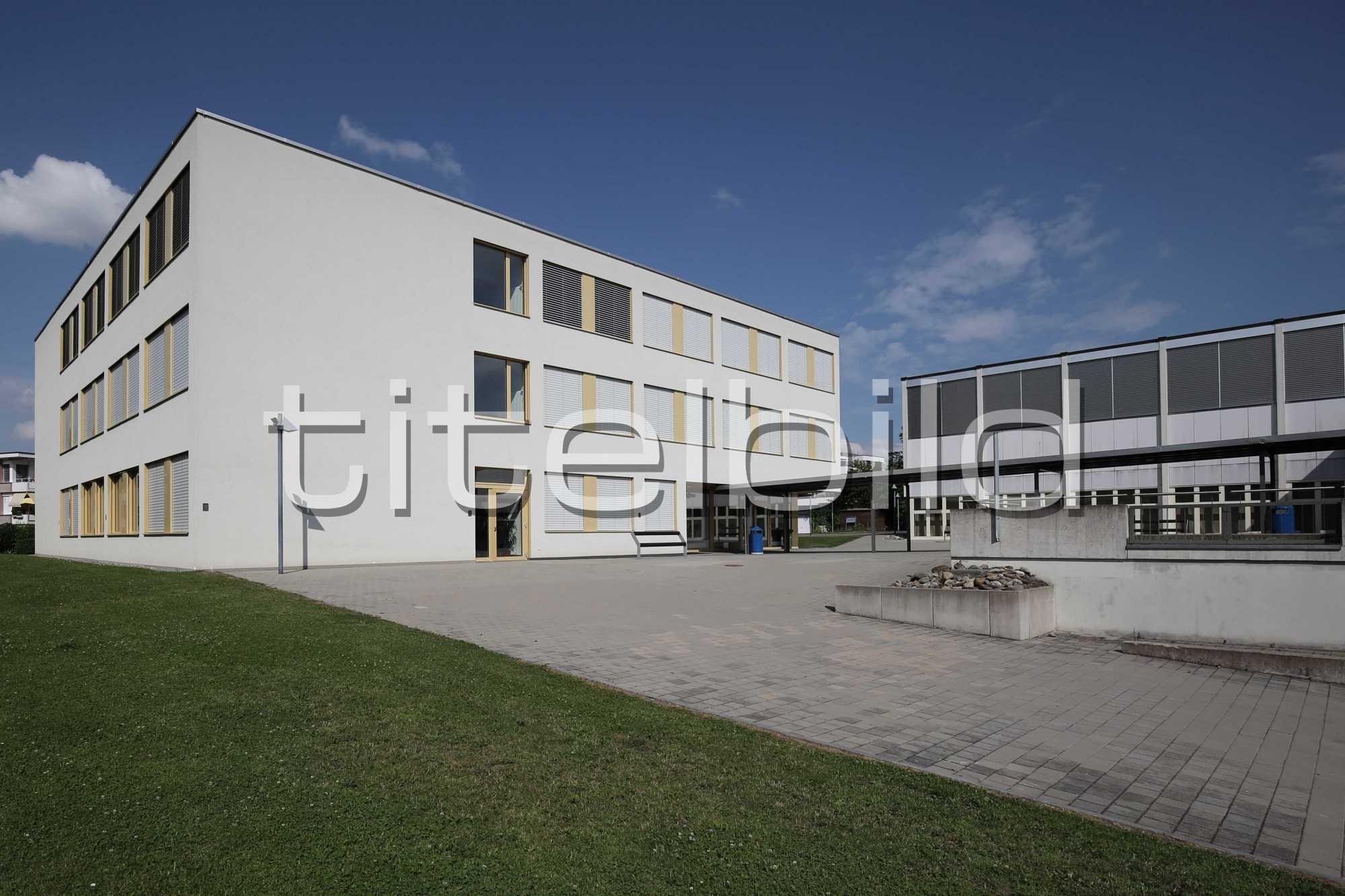 Projektbild-Nr. 2: Erweiterung und Umbau Schule Ruggenacher 2