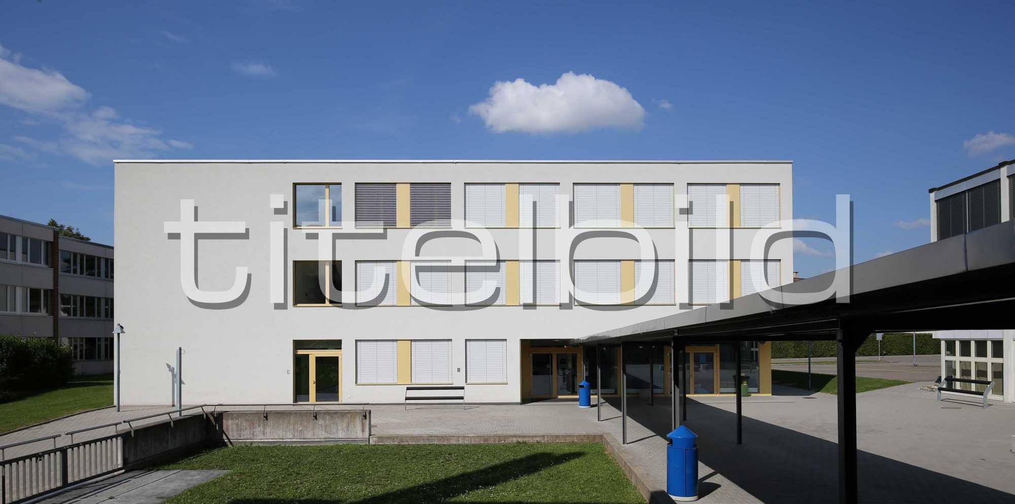 Projektbild-Nr. 3: Erweiterung und Umbau Schule Ruggenacher 2