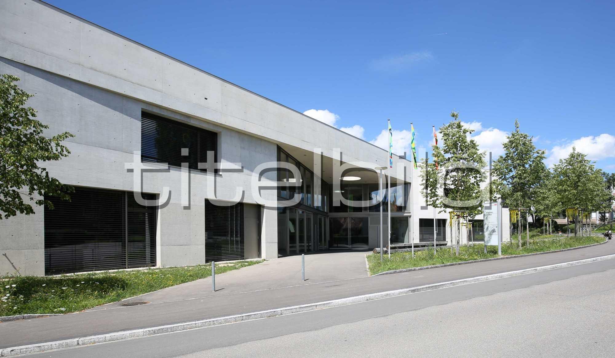 Projektbild-Nr. 1: Schulhaus Zinzikon