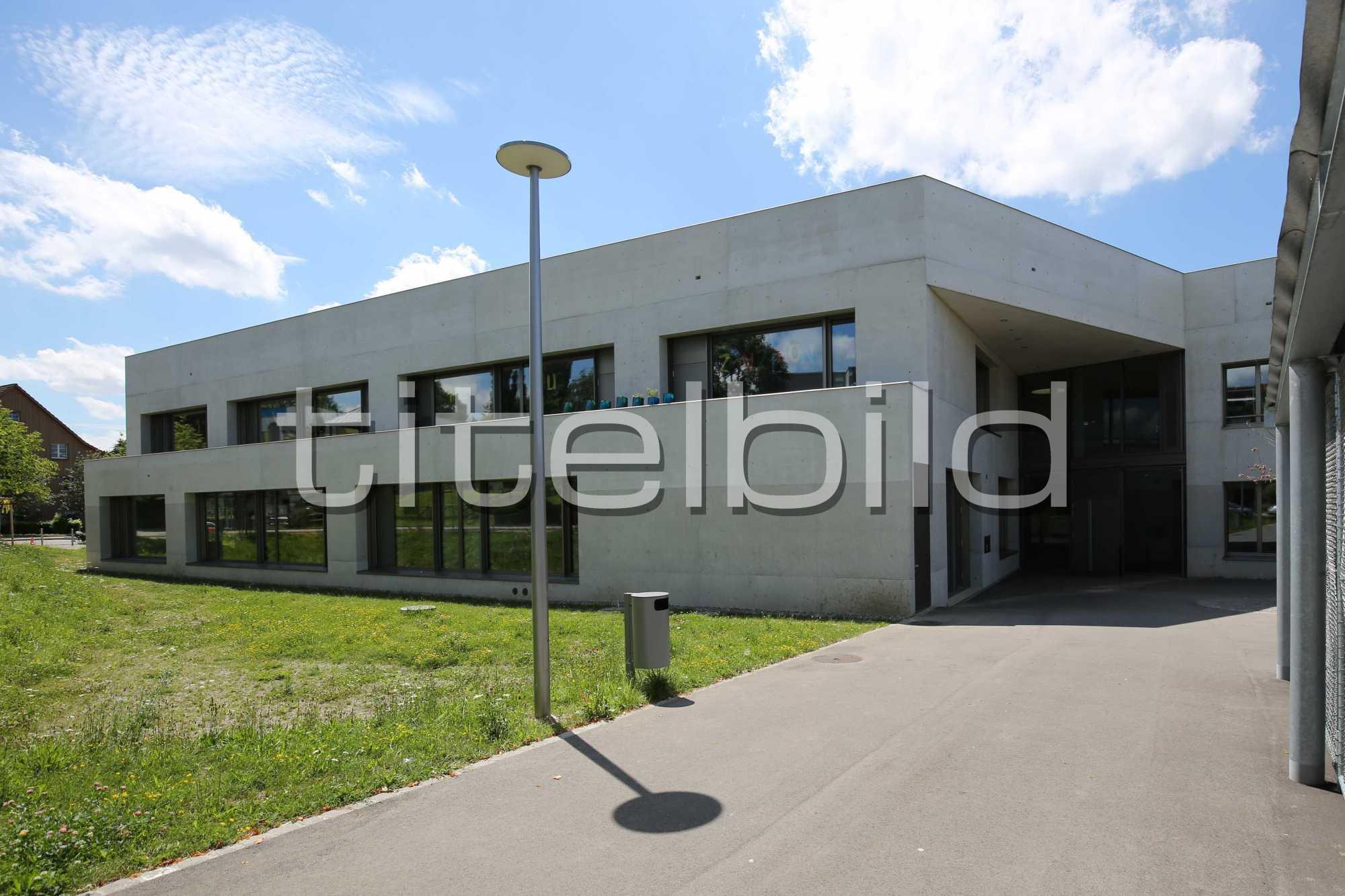 Projektbild-Nr. 2: Schulhaus Zinzikon