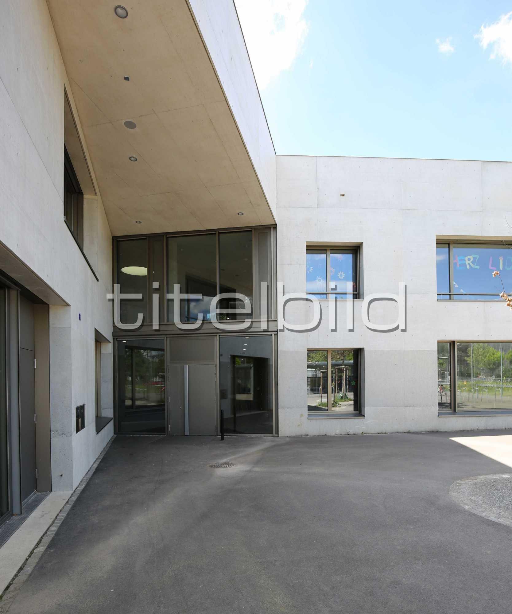Projektbild-Nr. 3: Schulhaus Zinzikon