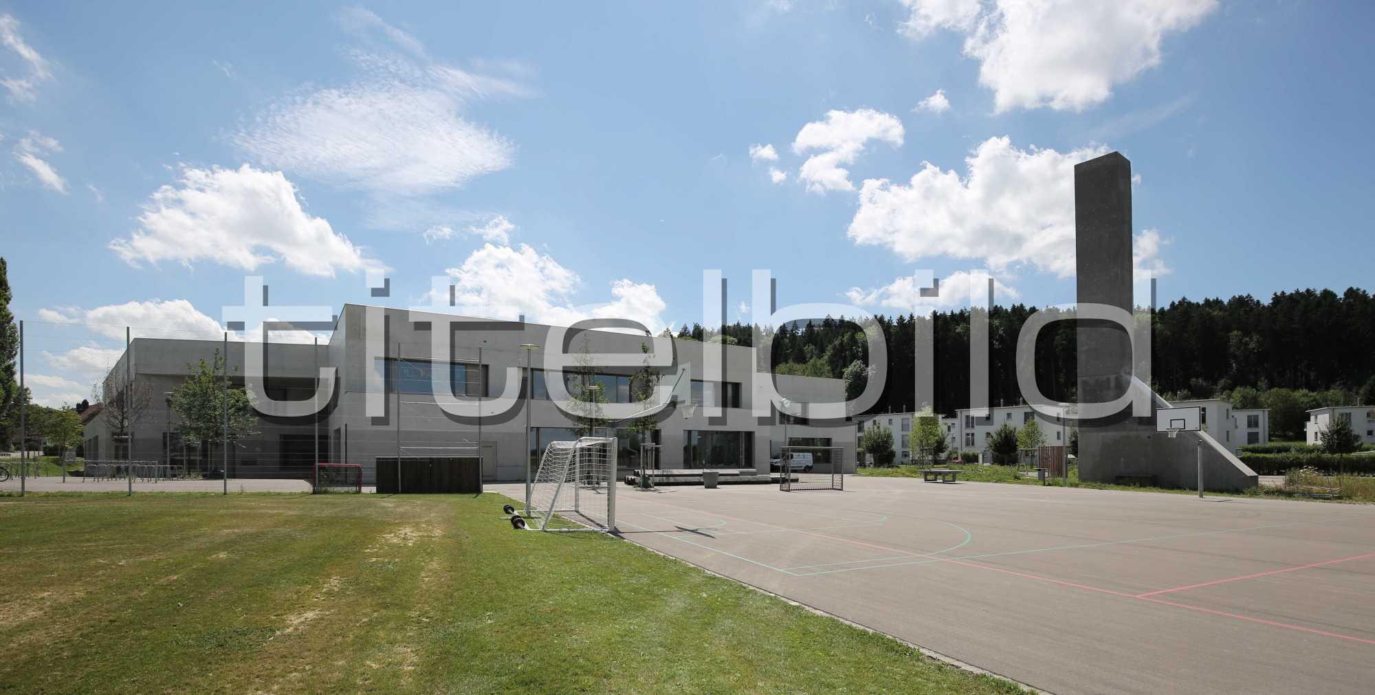 Projektbild-Nr. 4: Schulhaus Zinzikon