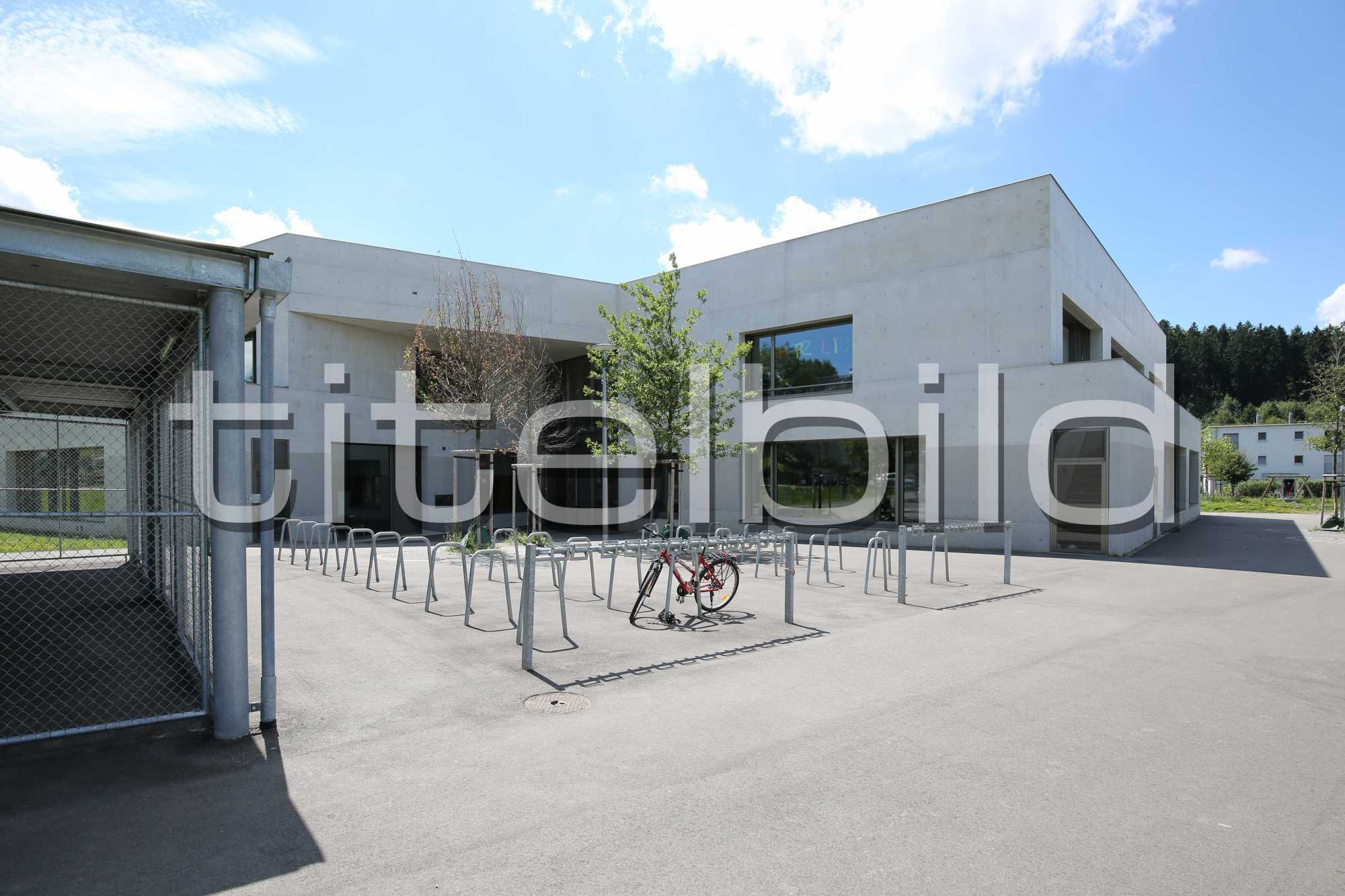 Projektbild-Nr. 5: Schulhaus Zinzikon