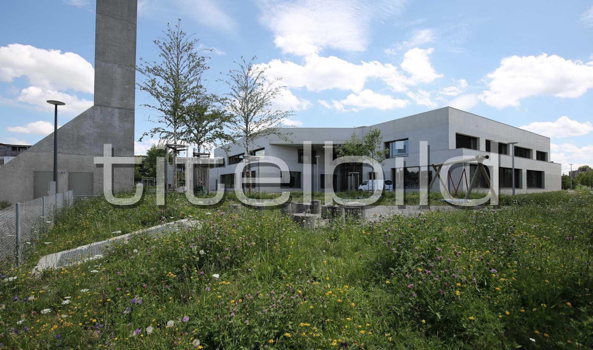 Projektbild-Nr. 6: Schulhaus Zinzikon