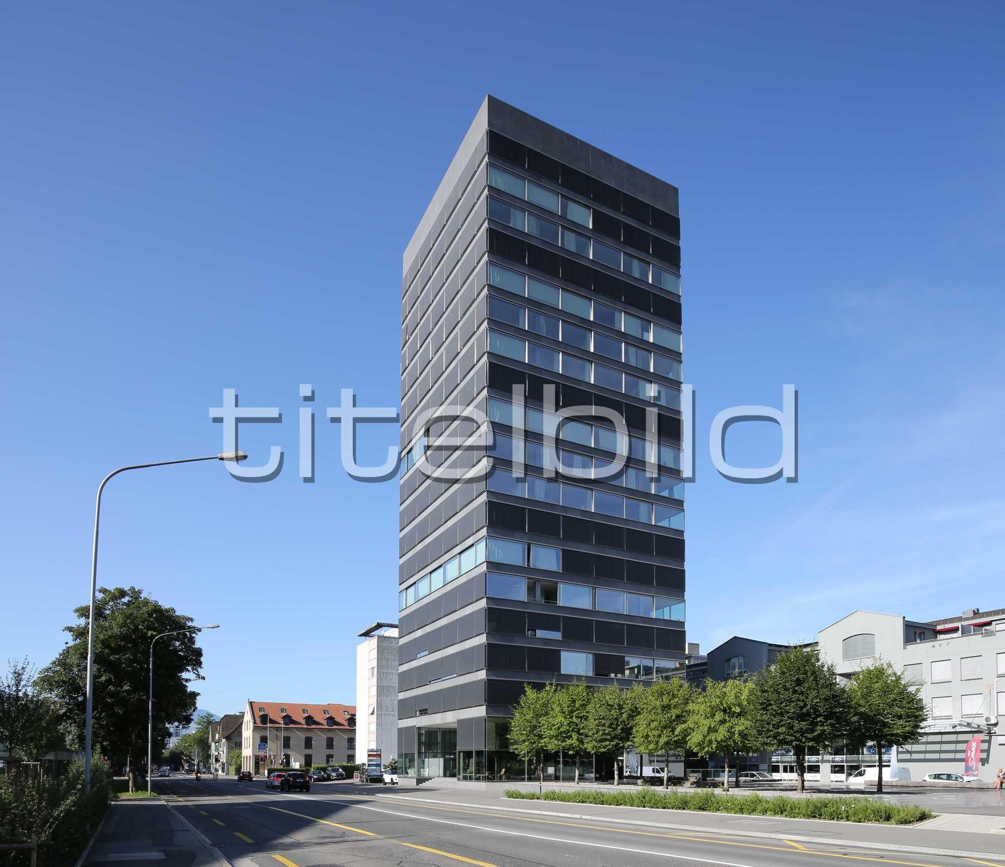 Projektbild-Nr. 0: Wohnhochhaus B125