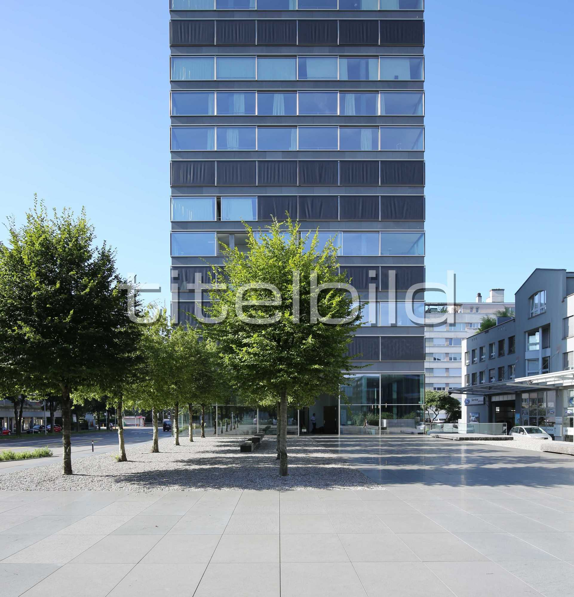 Projektbild-Nr. 1: Wohnhochhaus B125