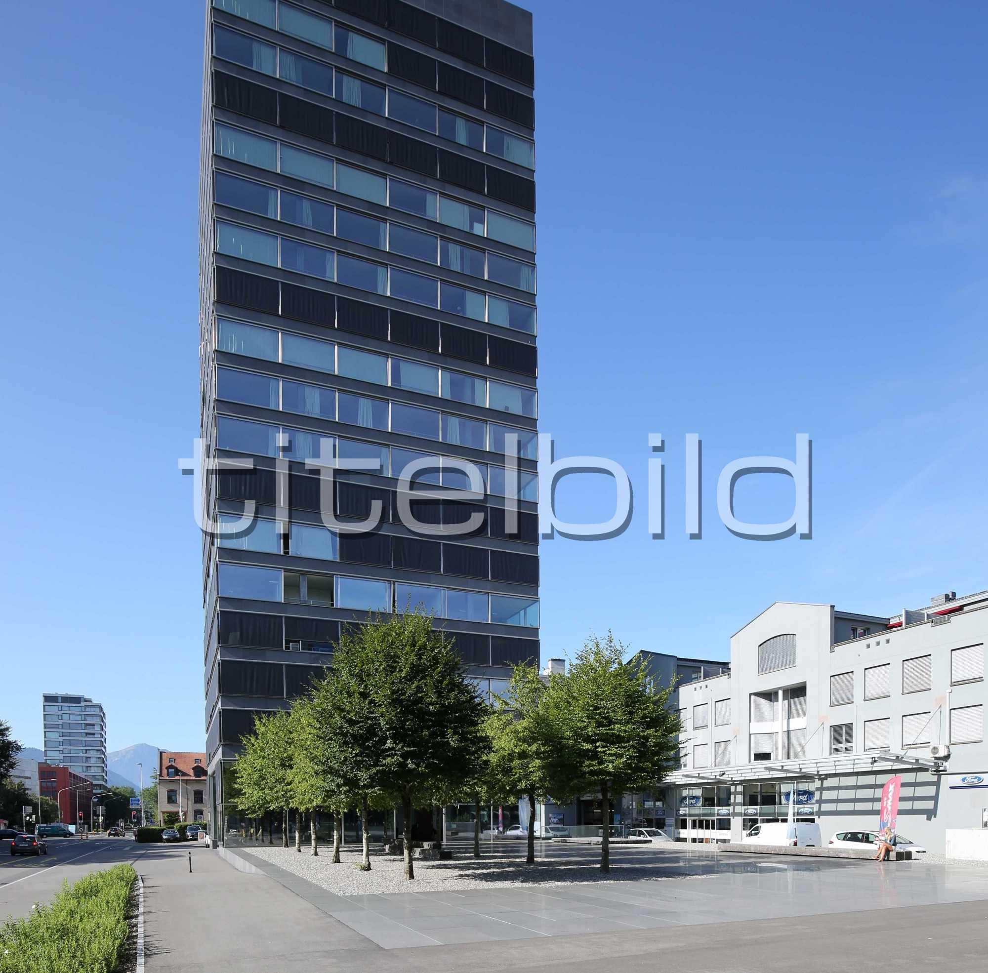 Projektbild-Nr. 3: Wohnhochhaus B125