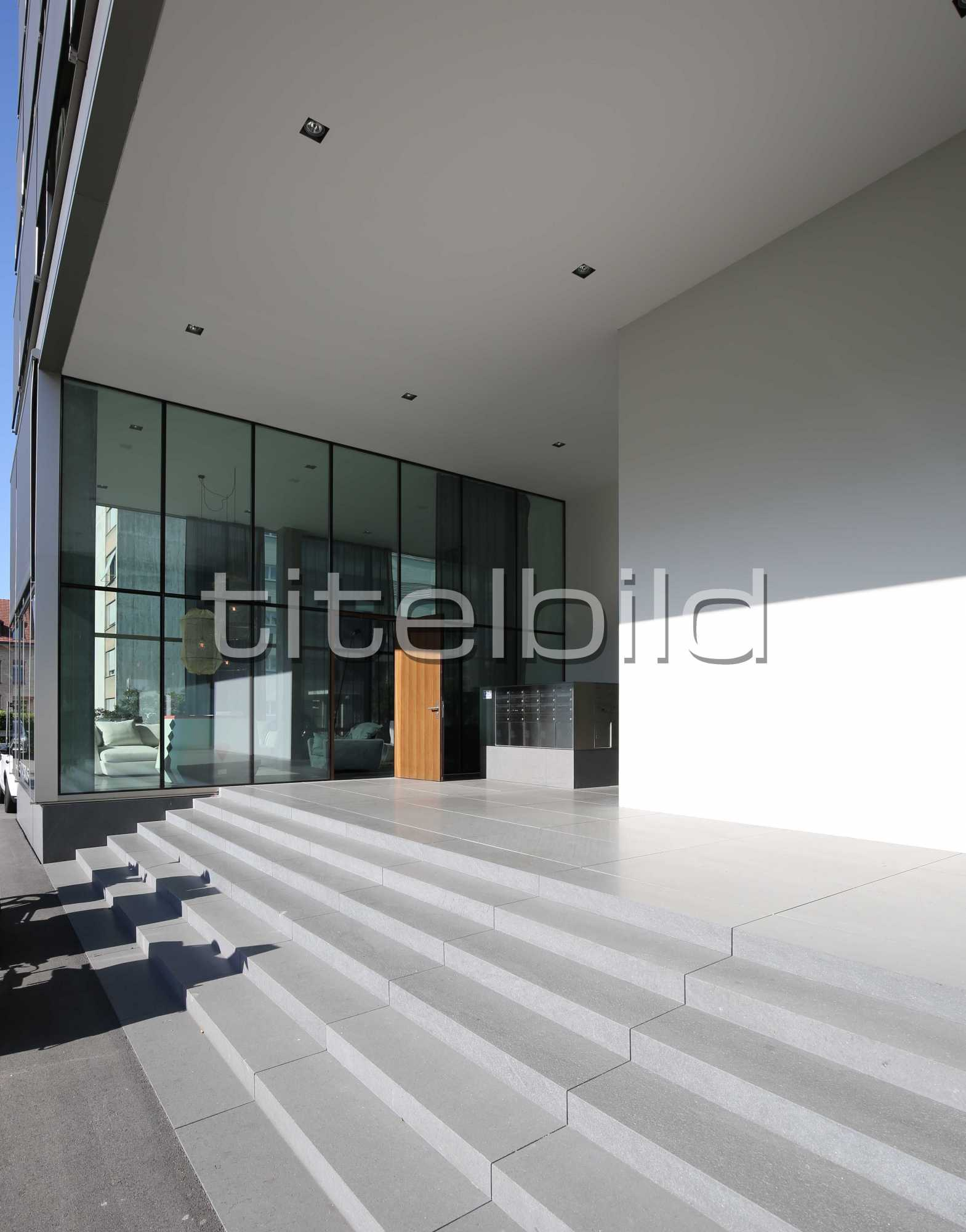 Projektbild-Nr. 6: Wohnhochhaus B125