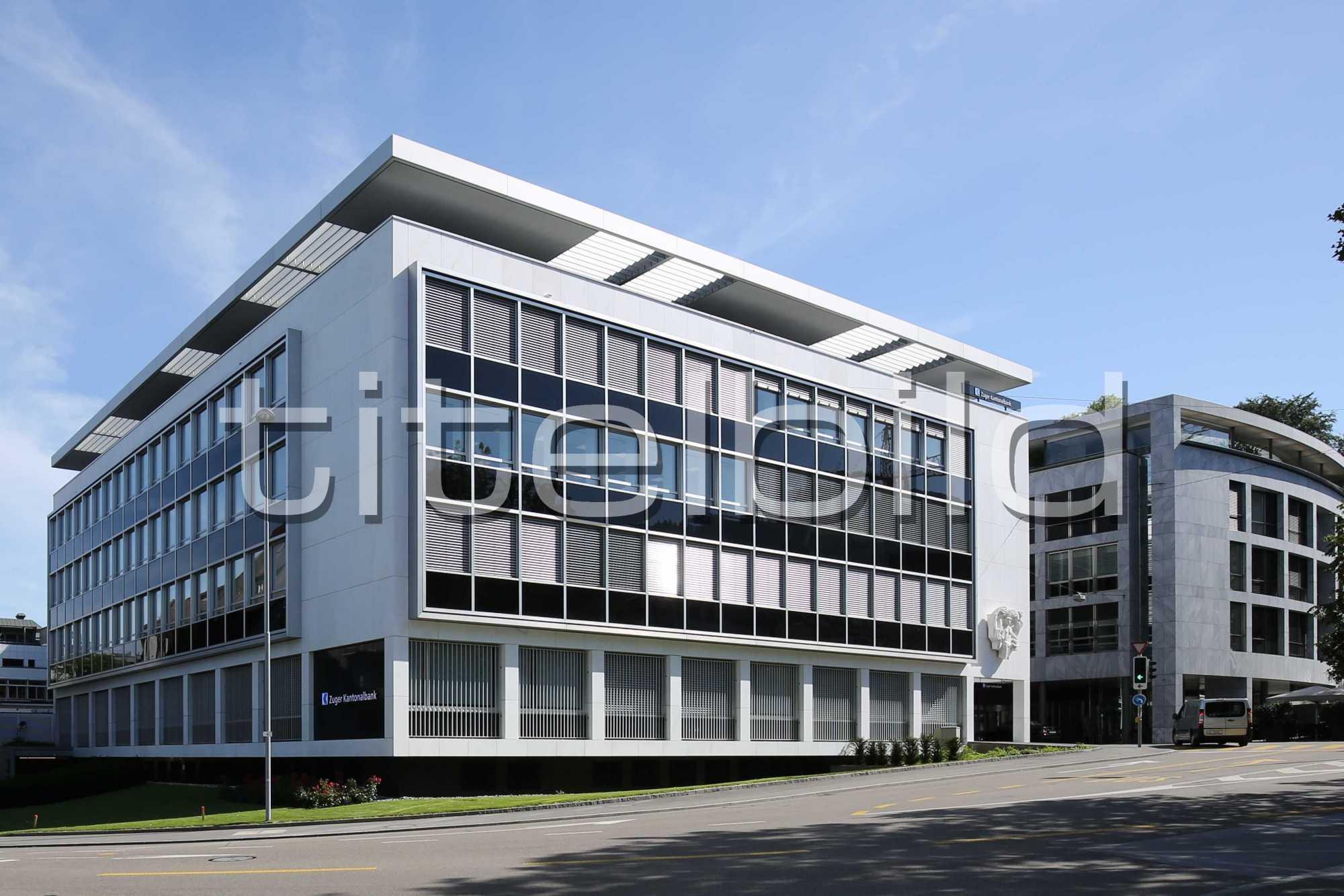 Projektbild-Nr. 0: Zuger Kantonalbank