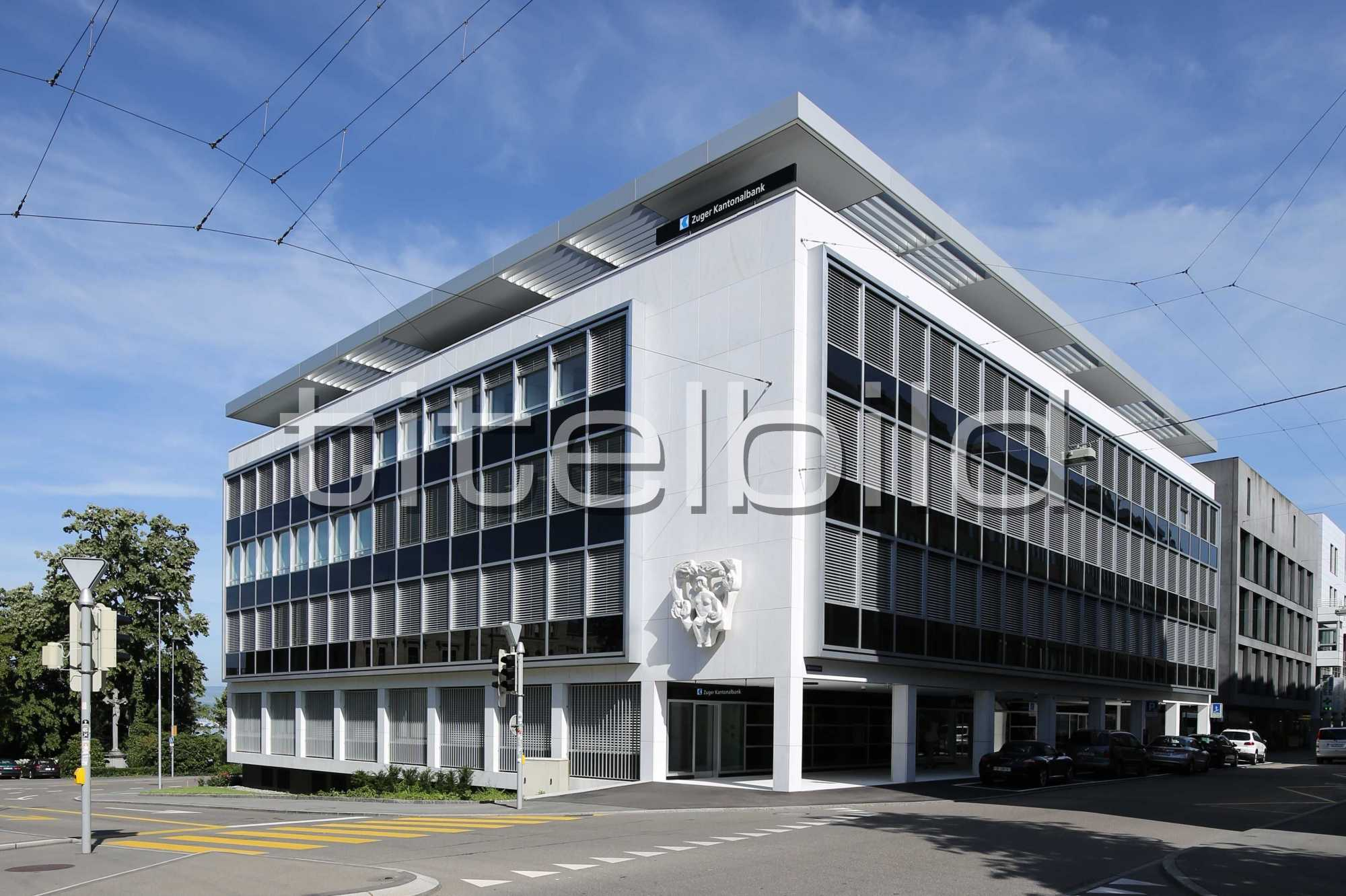 Projektbild-Nr. 2: Zuger Kantonalbank