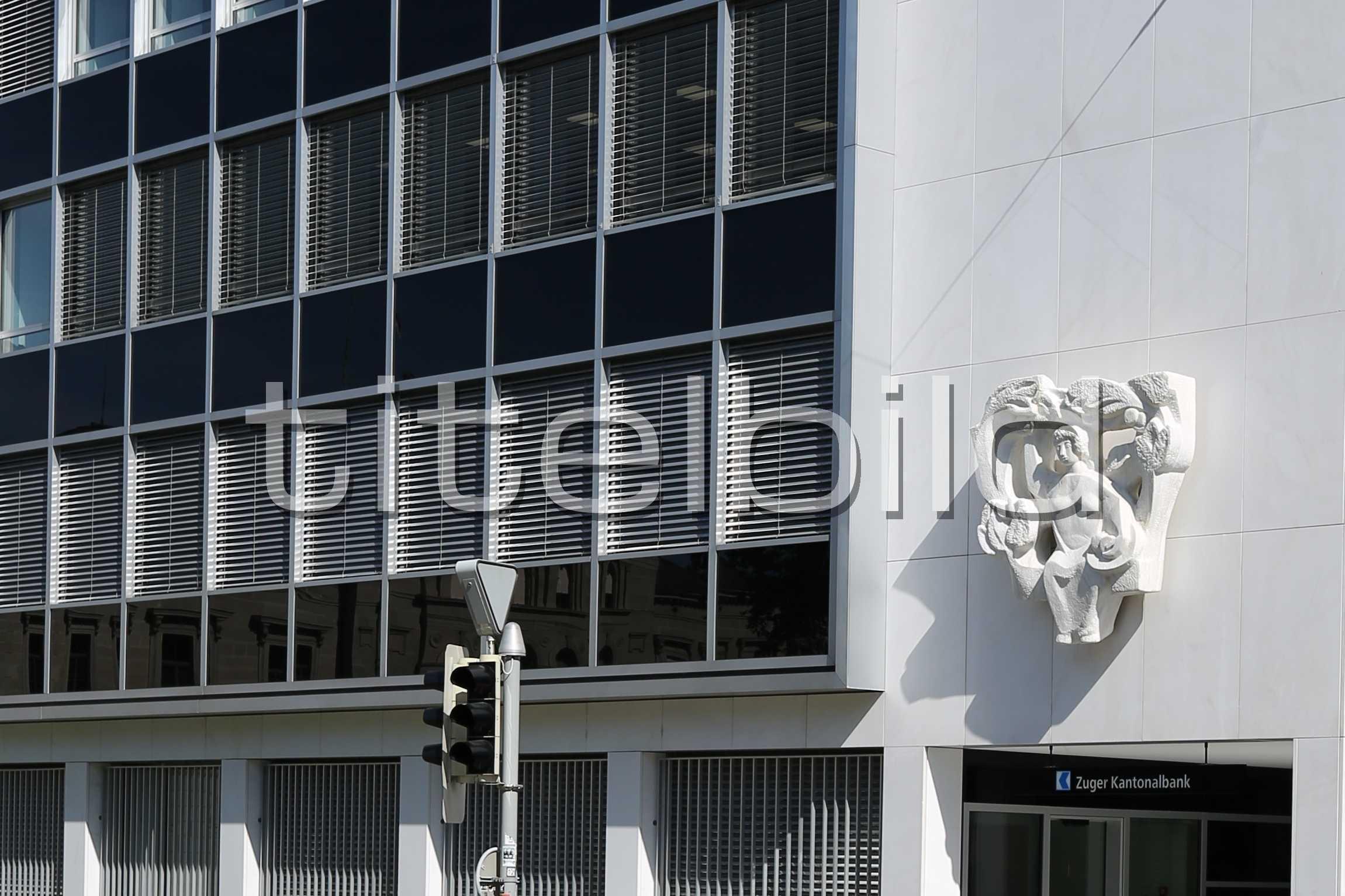 Projektbild-Nr. 3: Zuger Kantonalbank