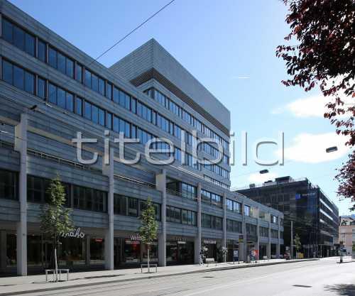 Bild-Nr: 2des Objektes Allianz Bleicherweg-Claridenstrasse