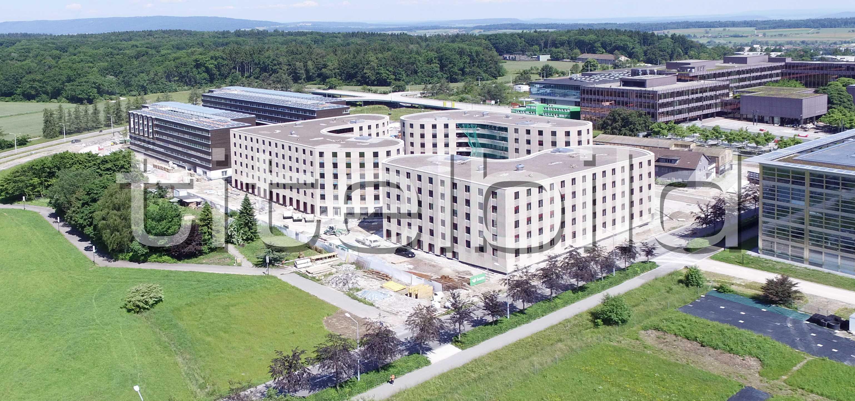 Projektbild-Nr. 0: Studentenwohnungen HWW ETH-Campus Hönggerberg (S)