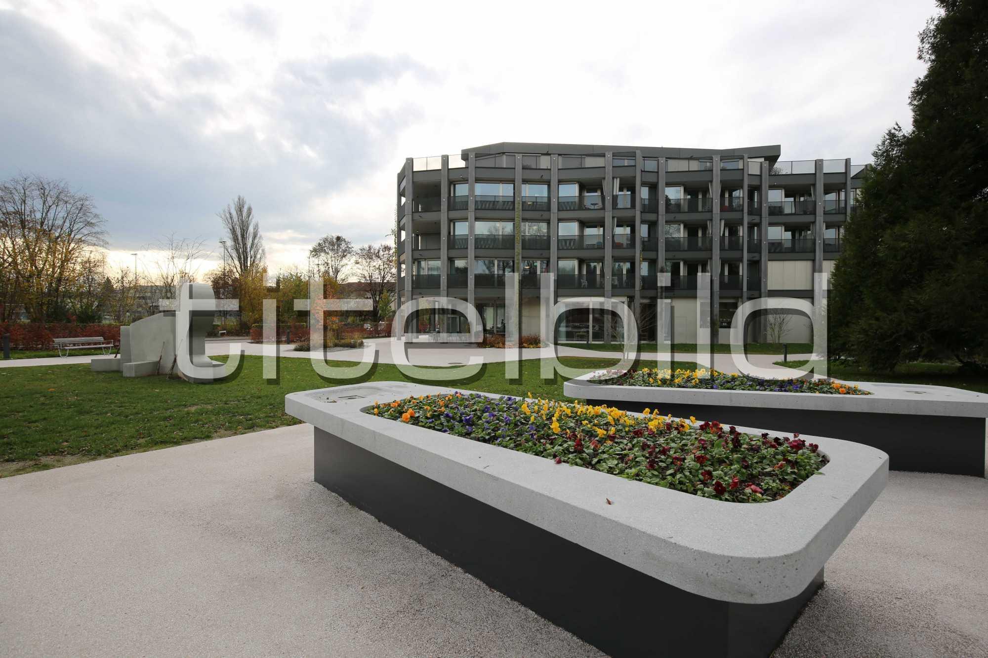 Projektbild-Nr. 0: Wohn- und Pflegezentrum Blumenrain