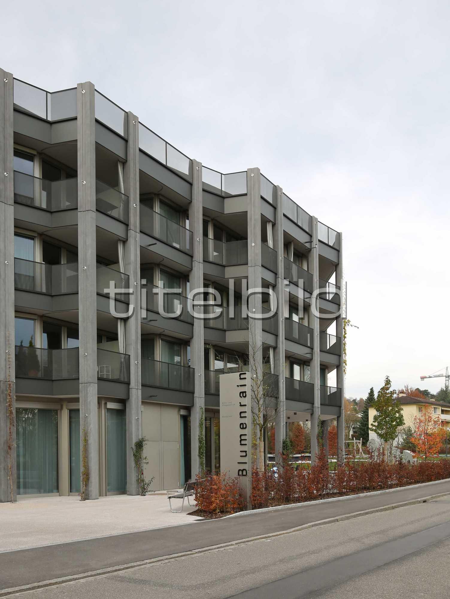 Projektbild-Nr. 9: Wohn- und Pflegezentrum Blumenrain