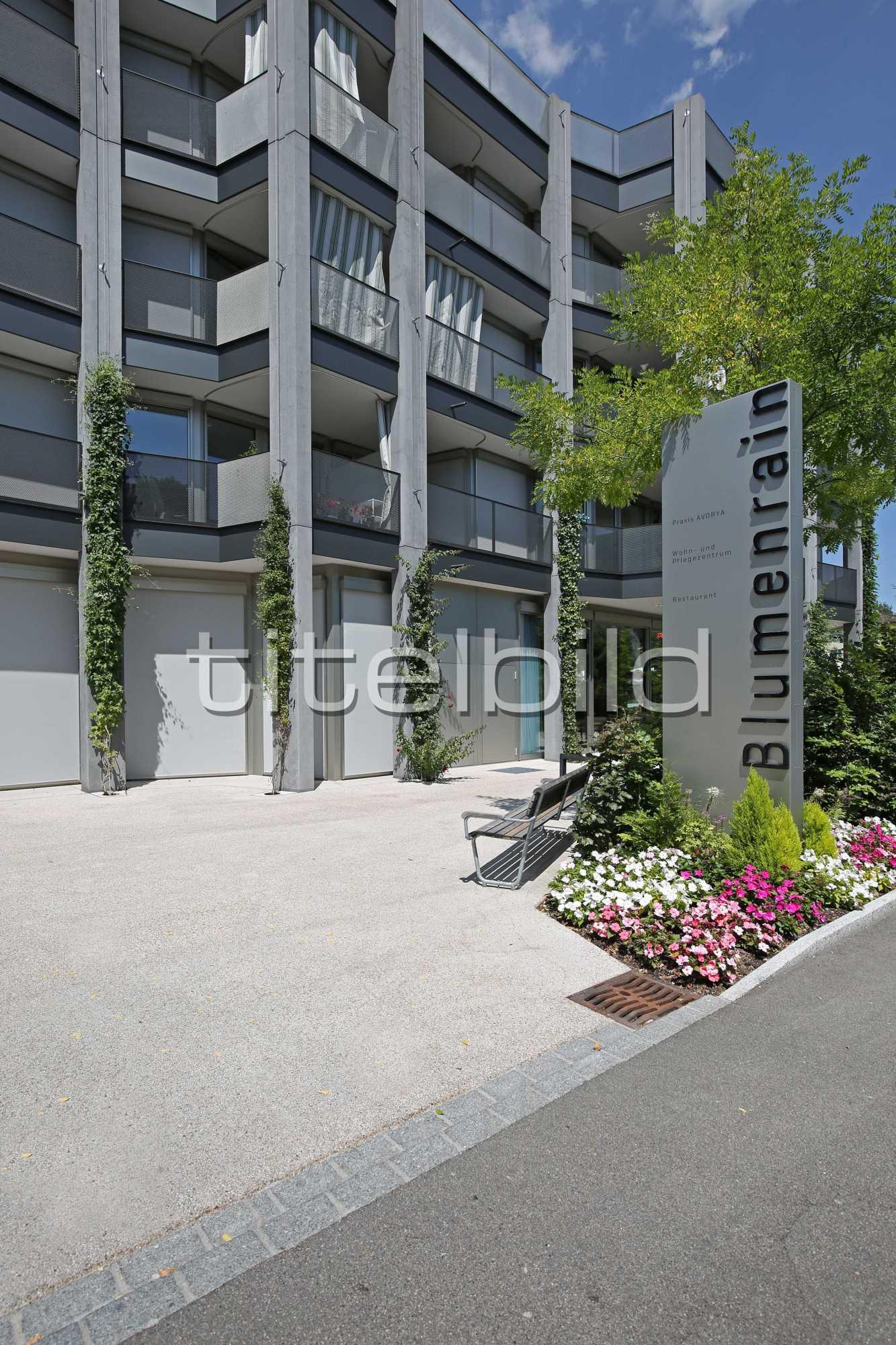Projektbild-Nr. 11: Wohn- und Pflegezentrum Blumenrain