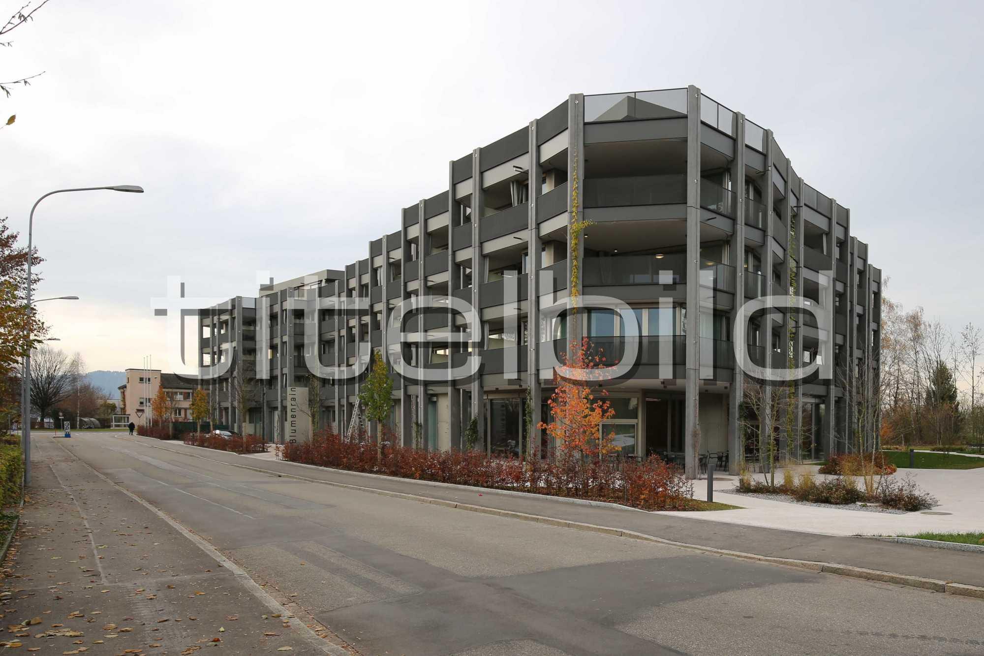 Projektbild-Nr. 1: Wohn- und Pflegezentrum Blumenrain