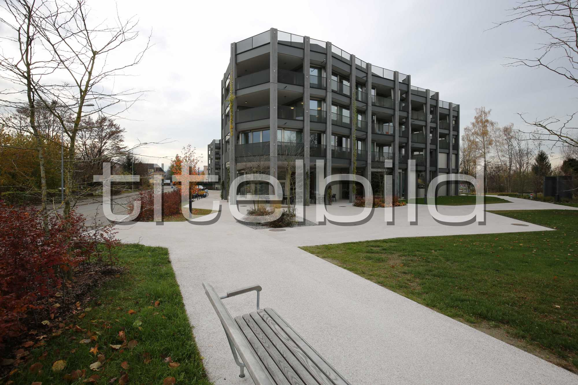 Projektbild-Nr. 2: Wohn- und Pflegezentrum Blumenrain
