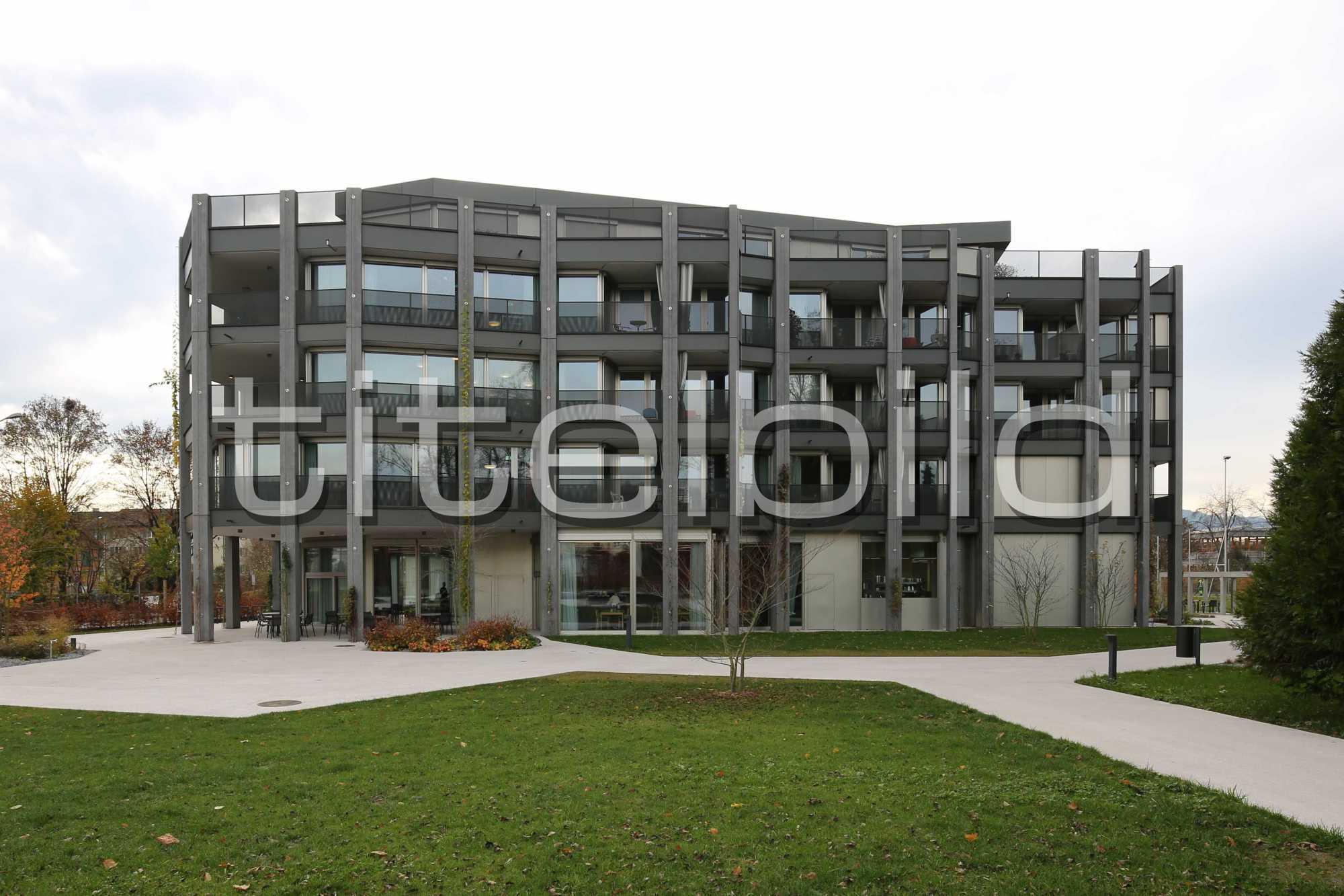 Projektbild-Nr. 4: Wohn- und Pflegezentrum Blumenrain