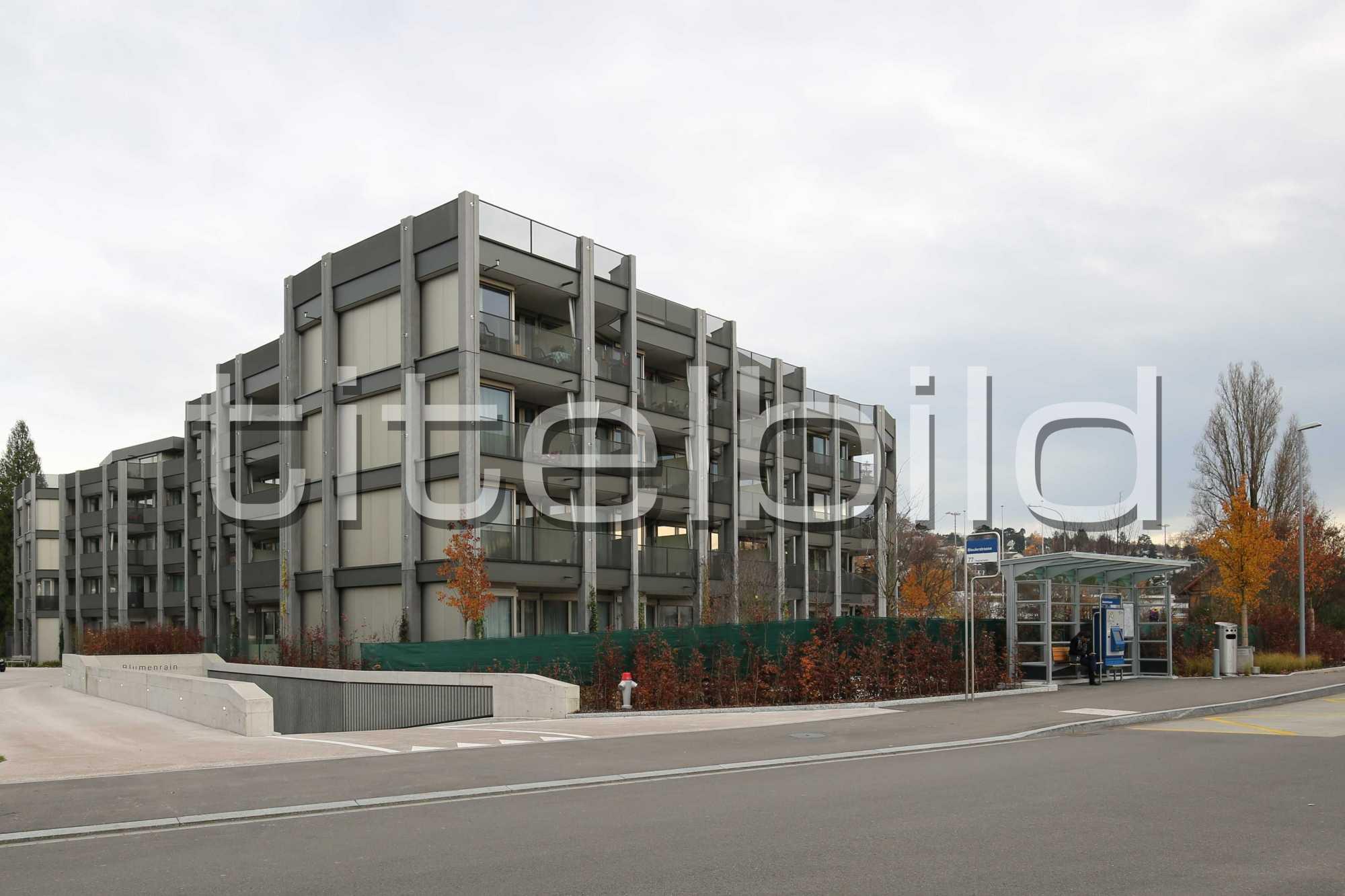 Projektbild-Nr. 5: Wohn- und Pflegezentrum Blumenrain