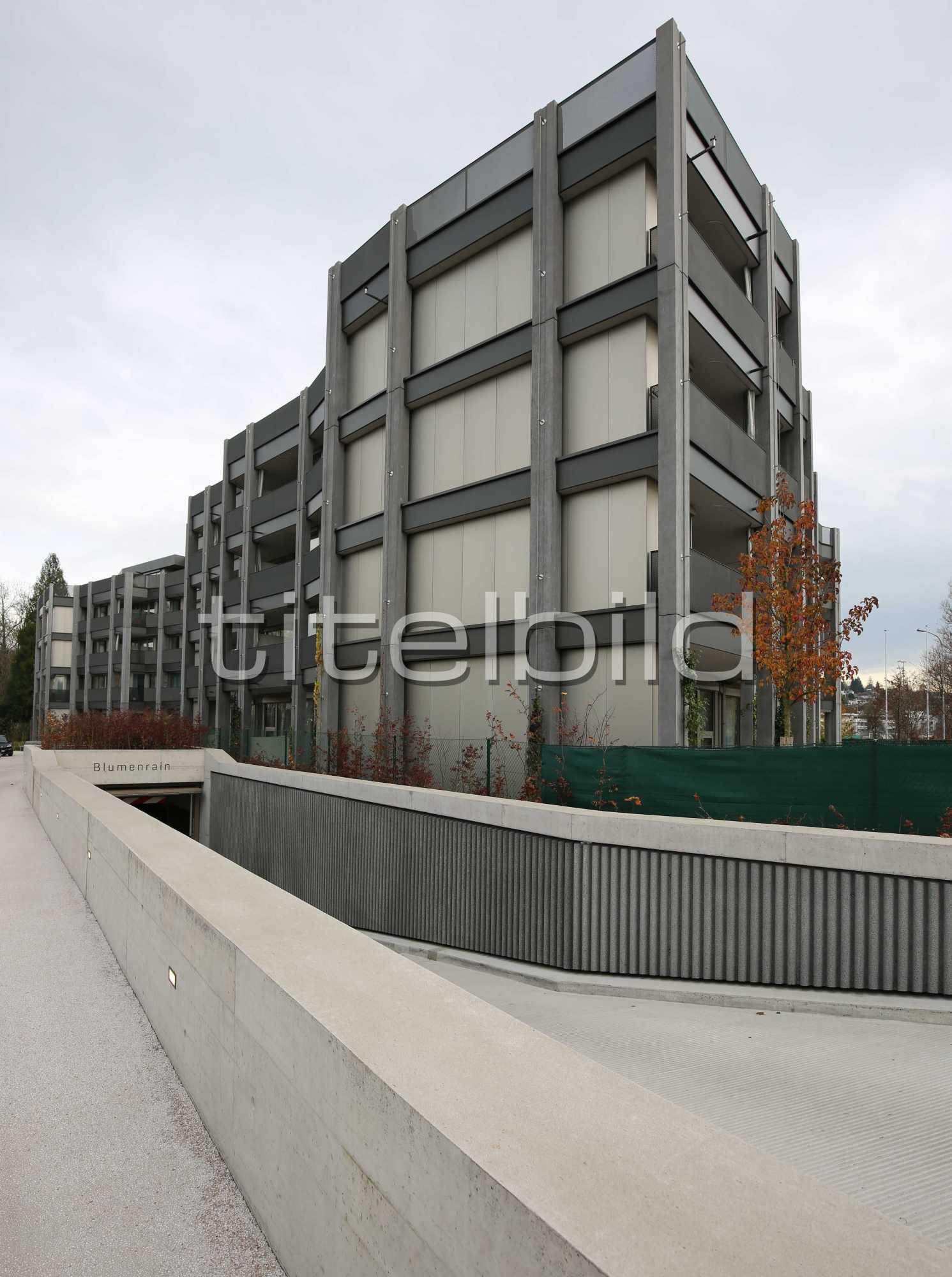 Projektbild-Nr. 6: Wohn- und Pflegezentrum Blumenrain