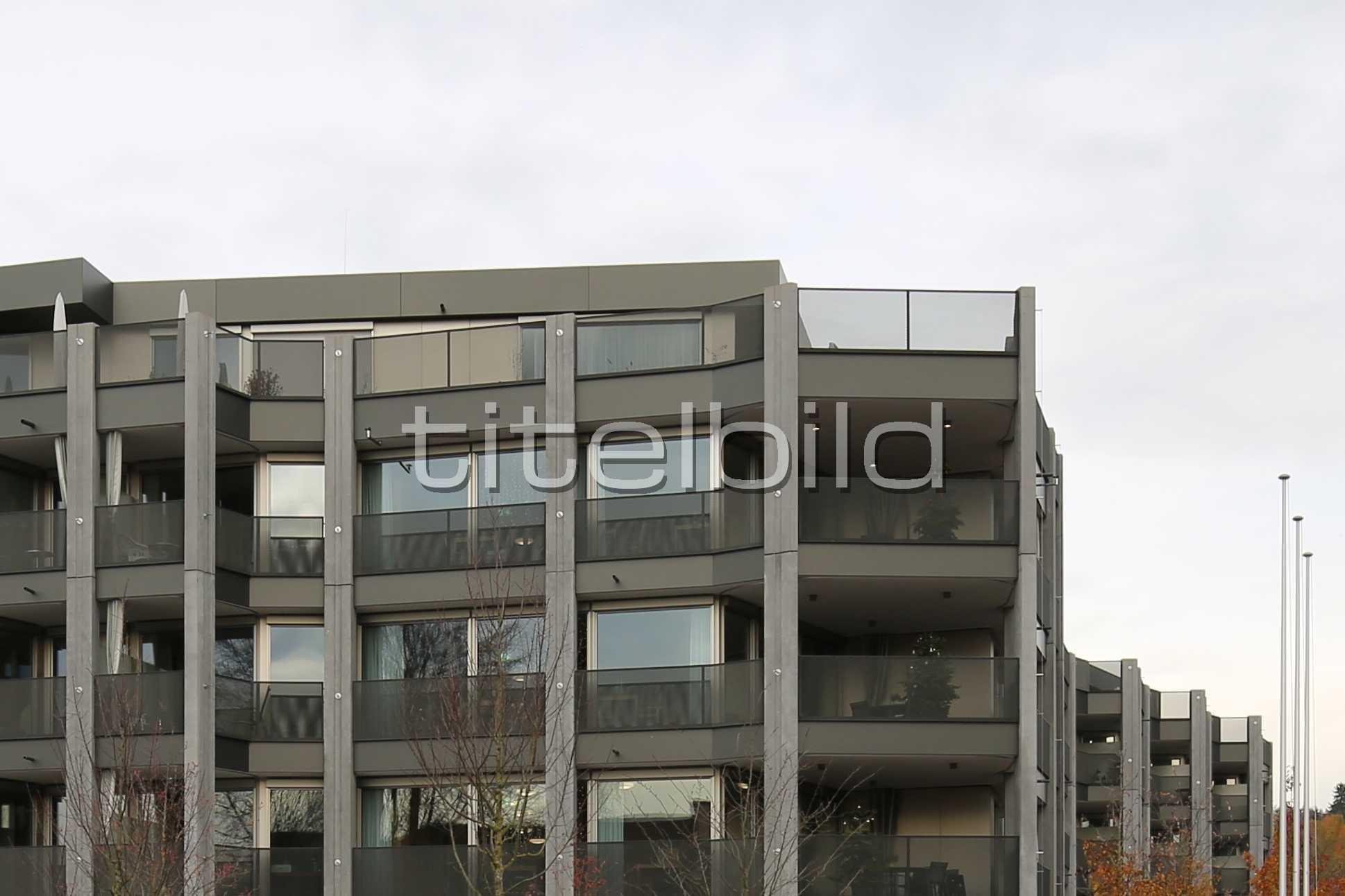 Projektbild-Nr. 7: Wohn- und Pflegezentrum Blumenrain