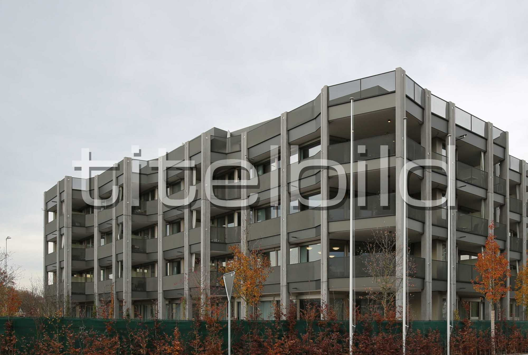 Projektbild-Nr. 8: Wohn- und Pflegezentrum Blumenrain