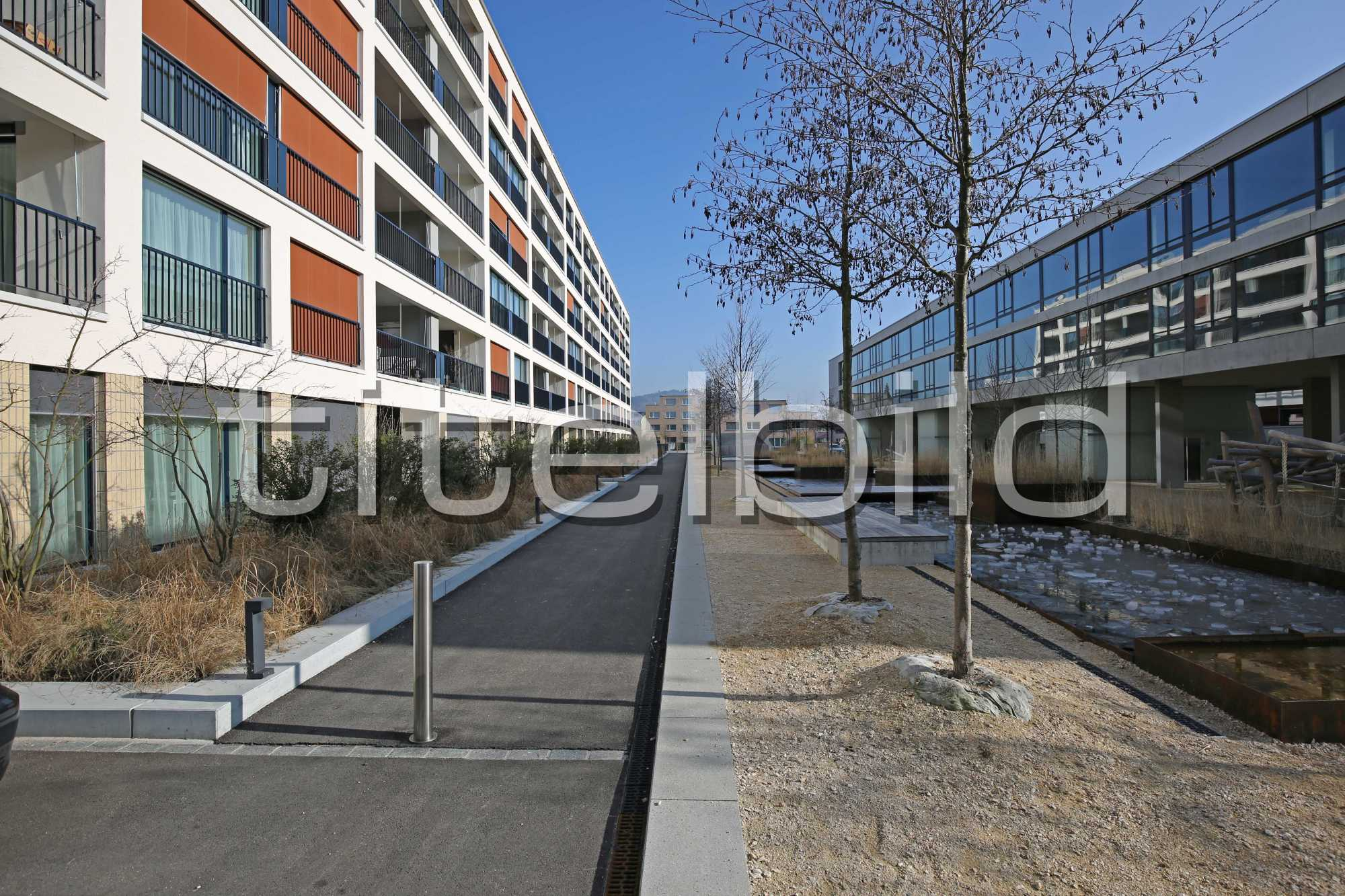 Projektbild-Nr. 9: Wohnüberbauung Am See