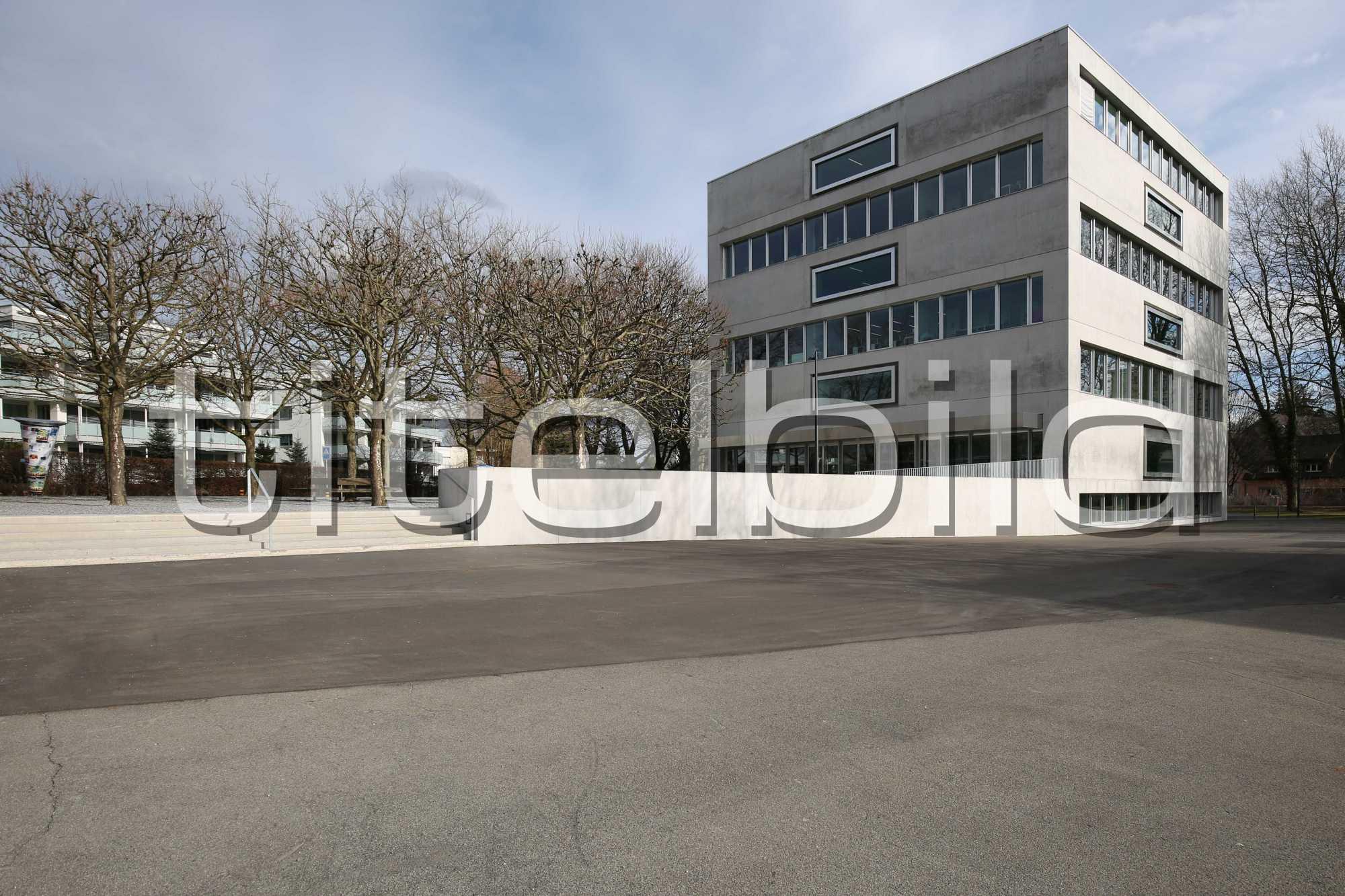 Projektbild-Nr. 0: Neubau Campus Moos