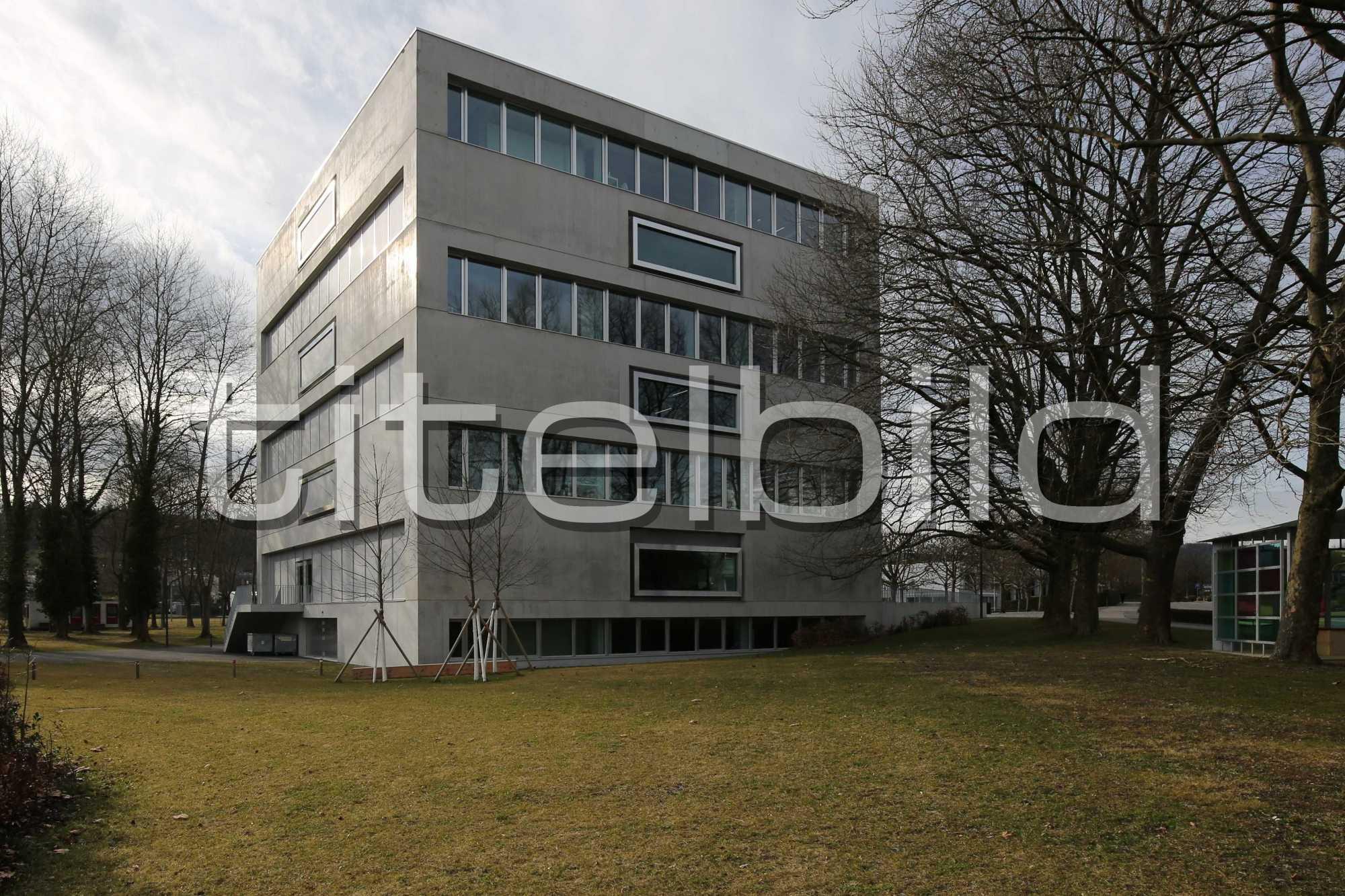 Projektbild-Nr. 1: Neubau Campus Moos